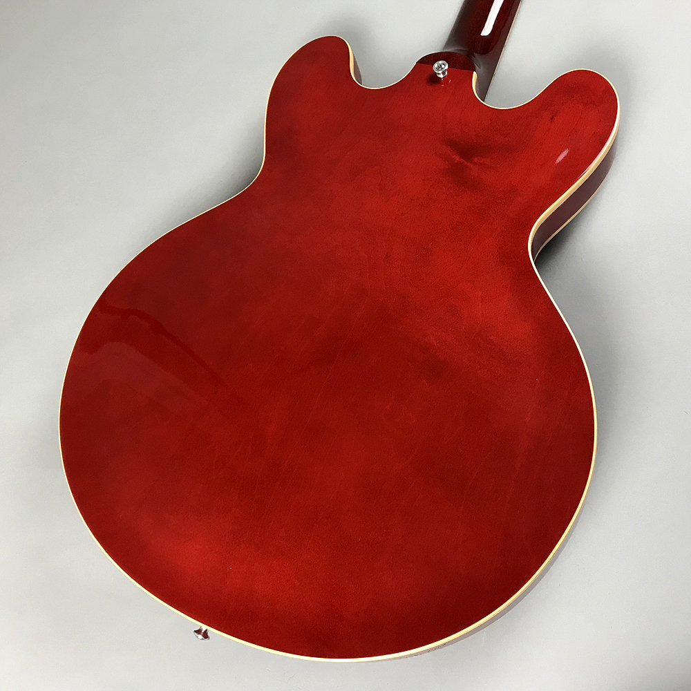 ES-335 DOT / AFC(Antique Faded Cherry)のヘッド画像