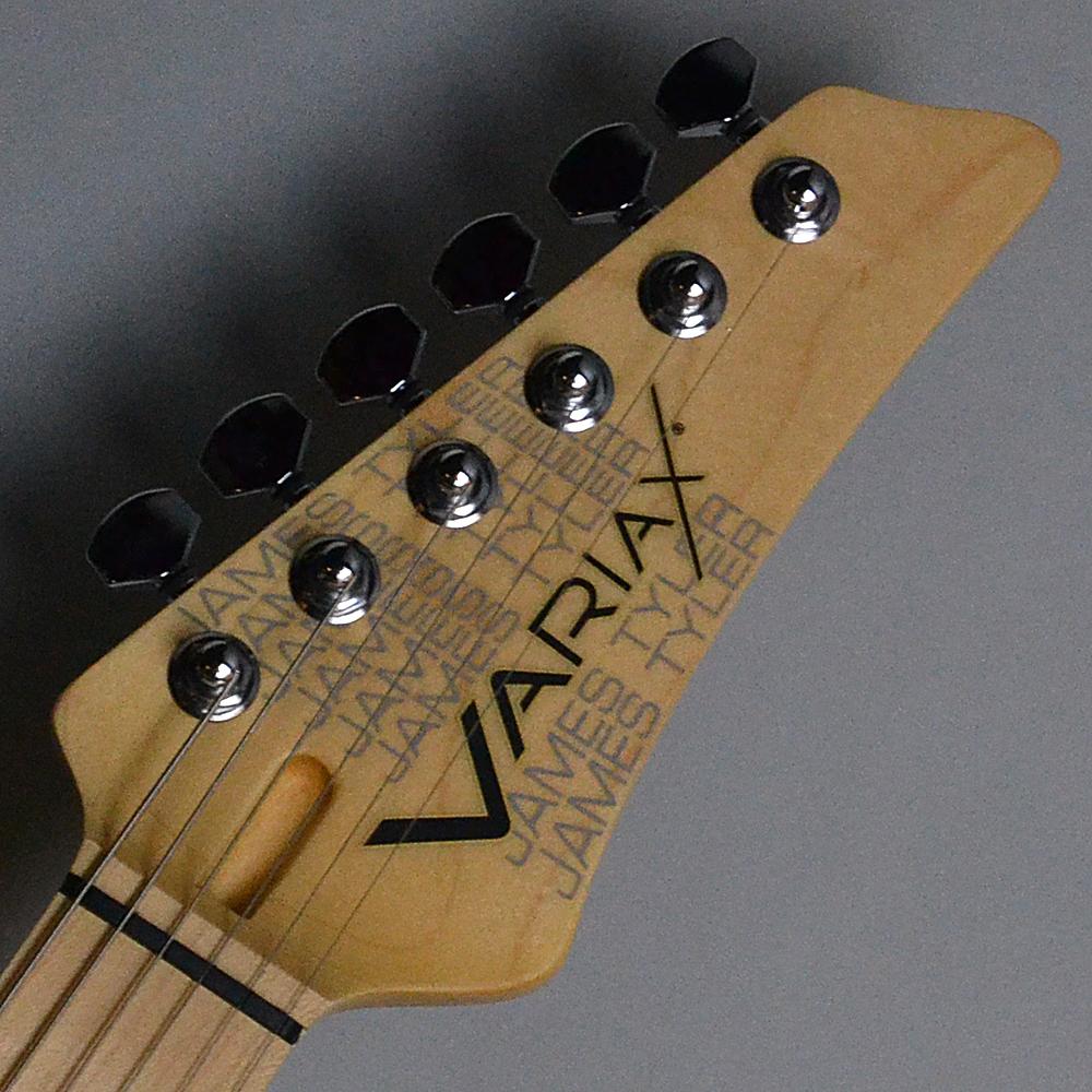 JAMES TYLER VARIAX JTV-69S Black (BK)【S/N:W13070496】のヘッド画像