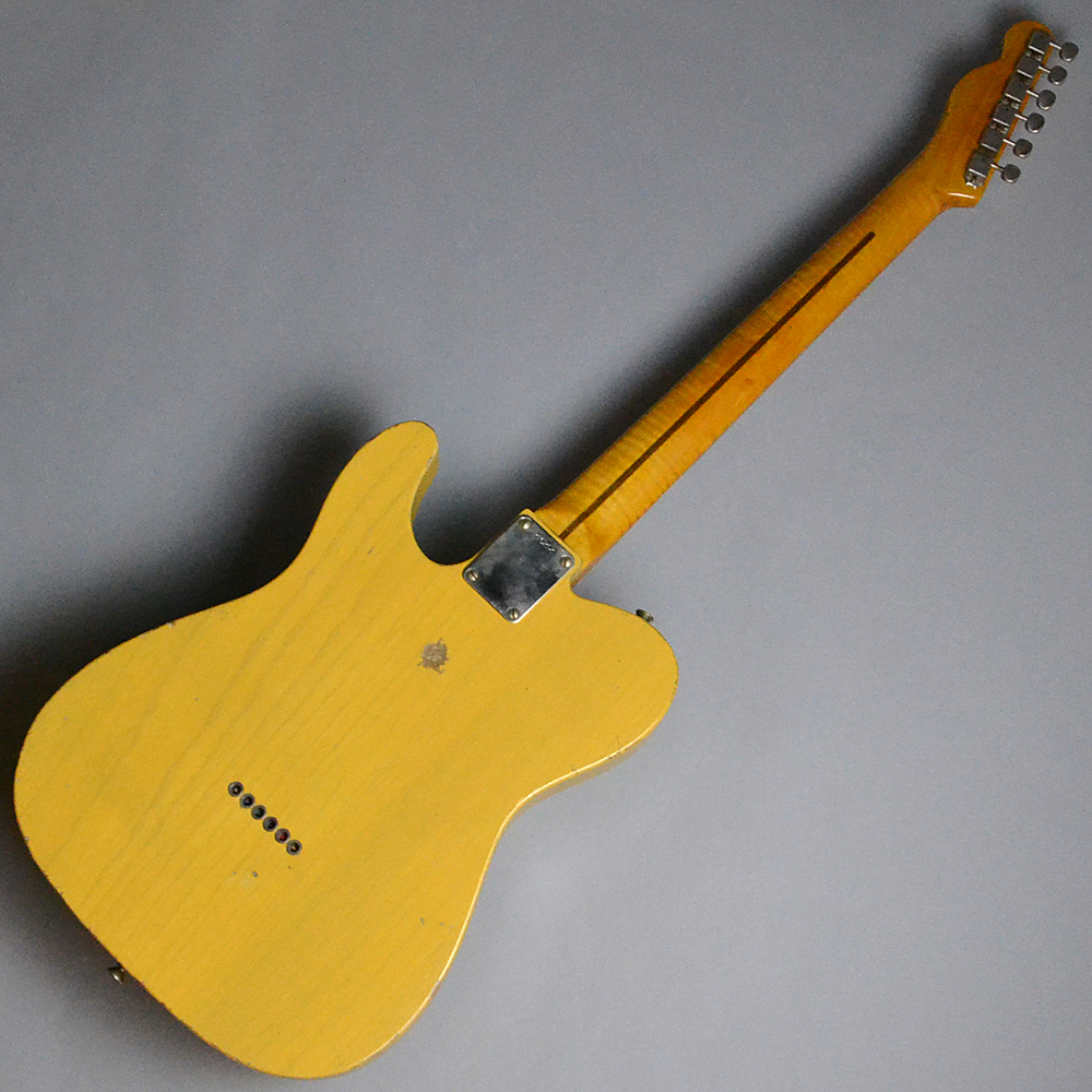 Tele w/P90 MN (Jimmy Wallace Tele Stealth) Butterscotch Blonde (BTB) 【S/N:R16212】のボディトップ-アップ画像