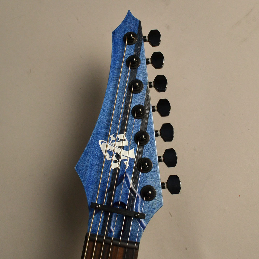 Cobra JS7 OL/BLUE OILのヘッド画像