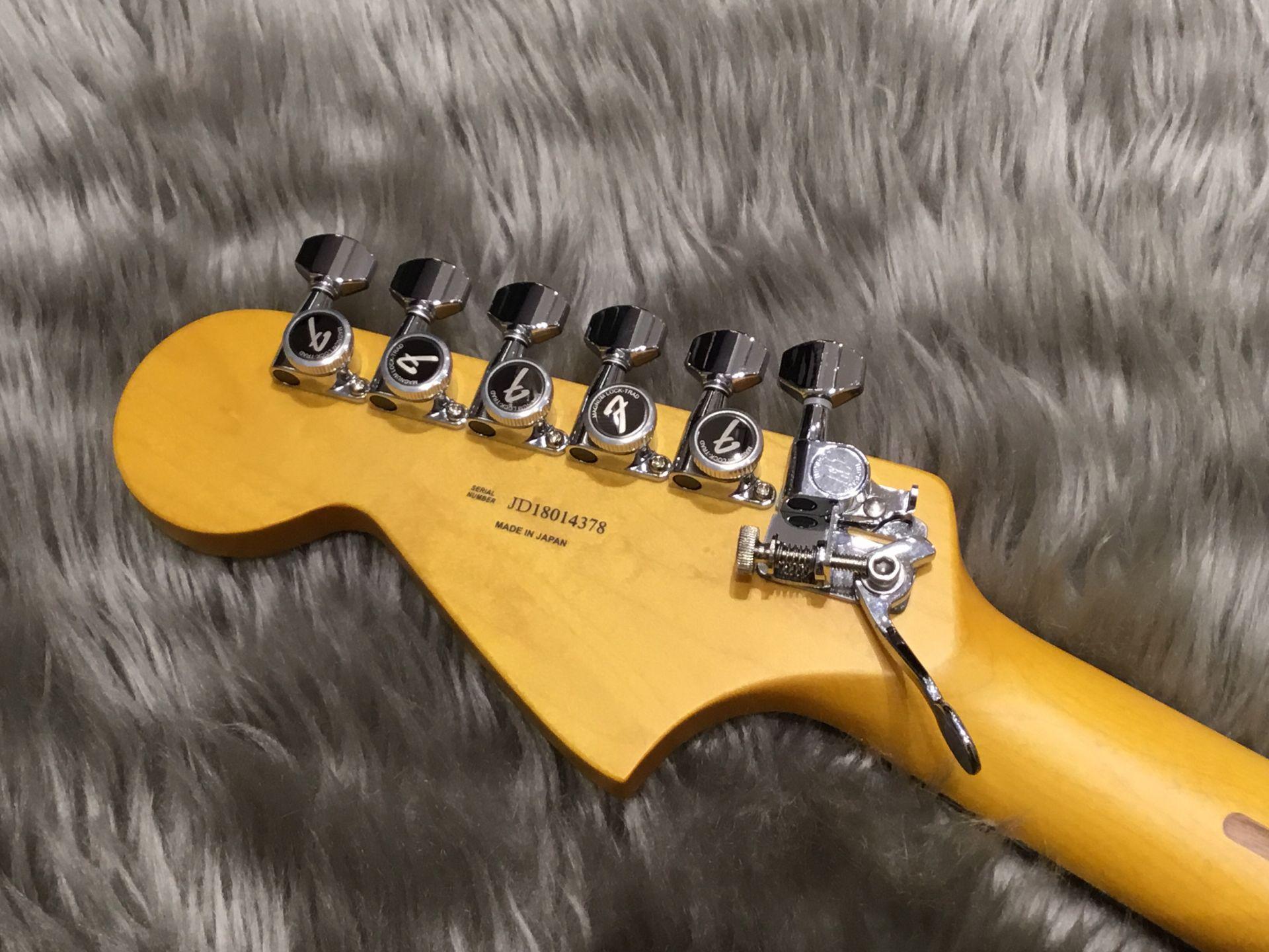 Jean-Ken Johnny Jaguarのヘッド裏-アップ画像