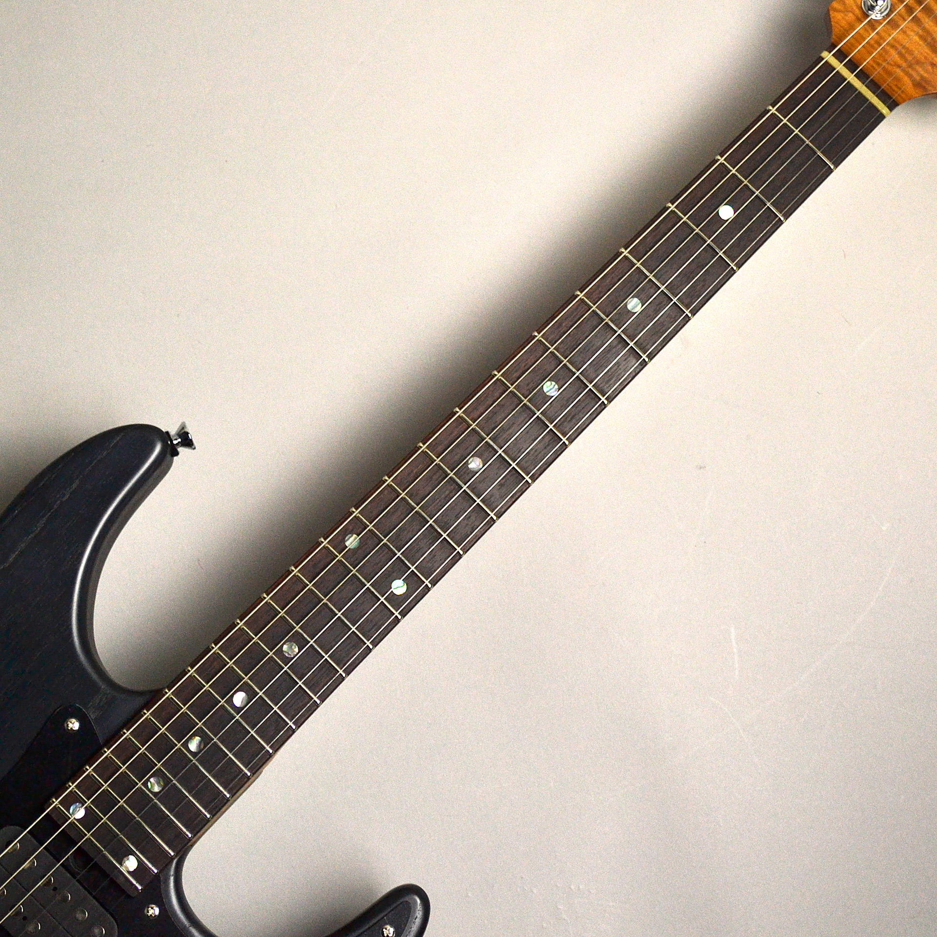 DST24 Solid AShの指板画像