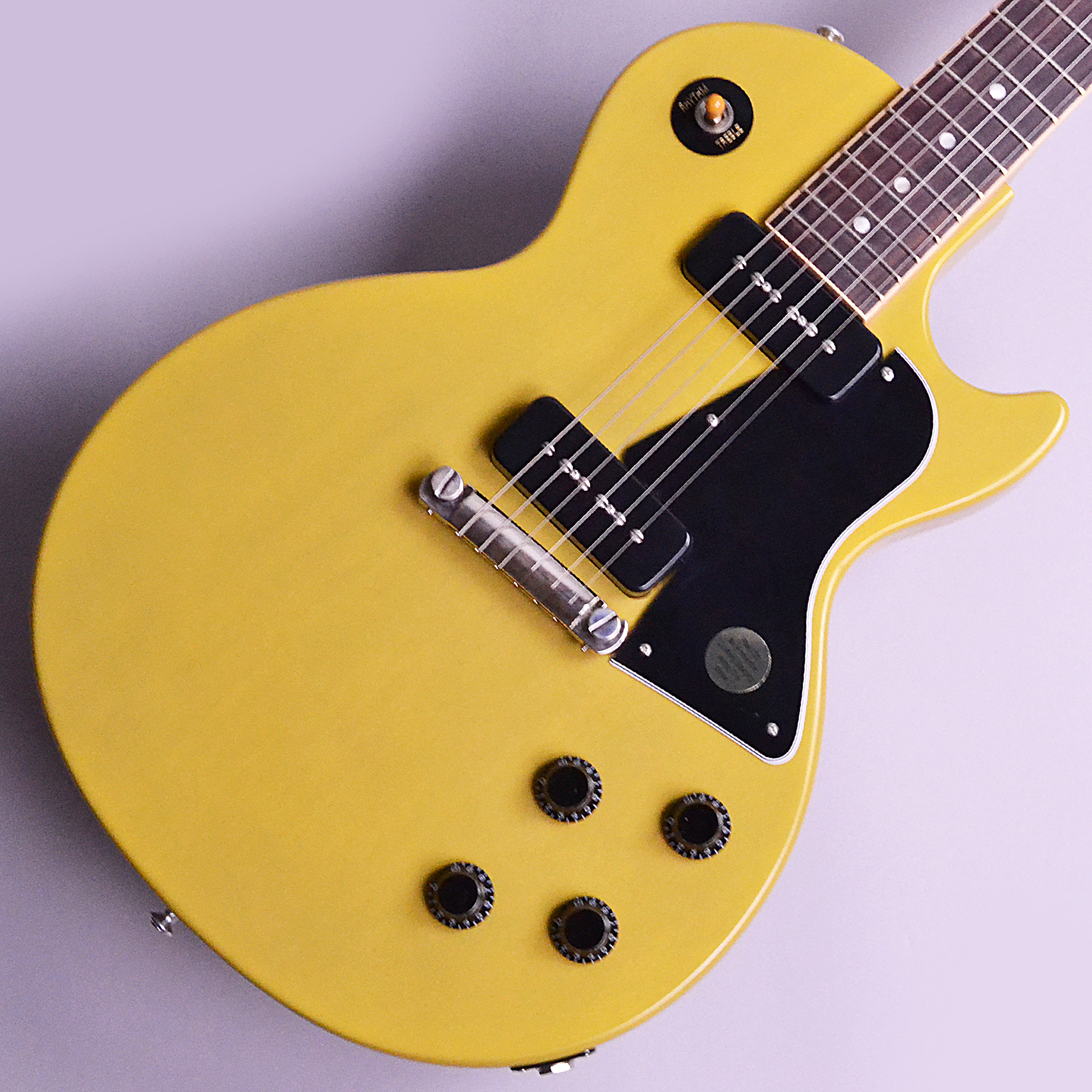 Les Paul Specialのボディトップ-アップ画像