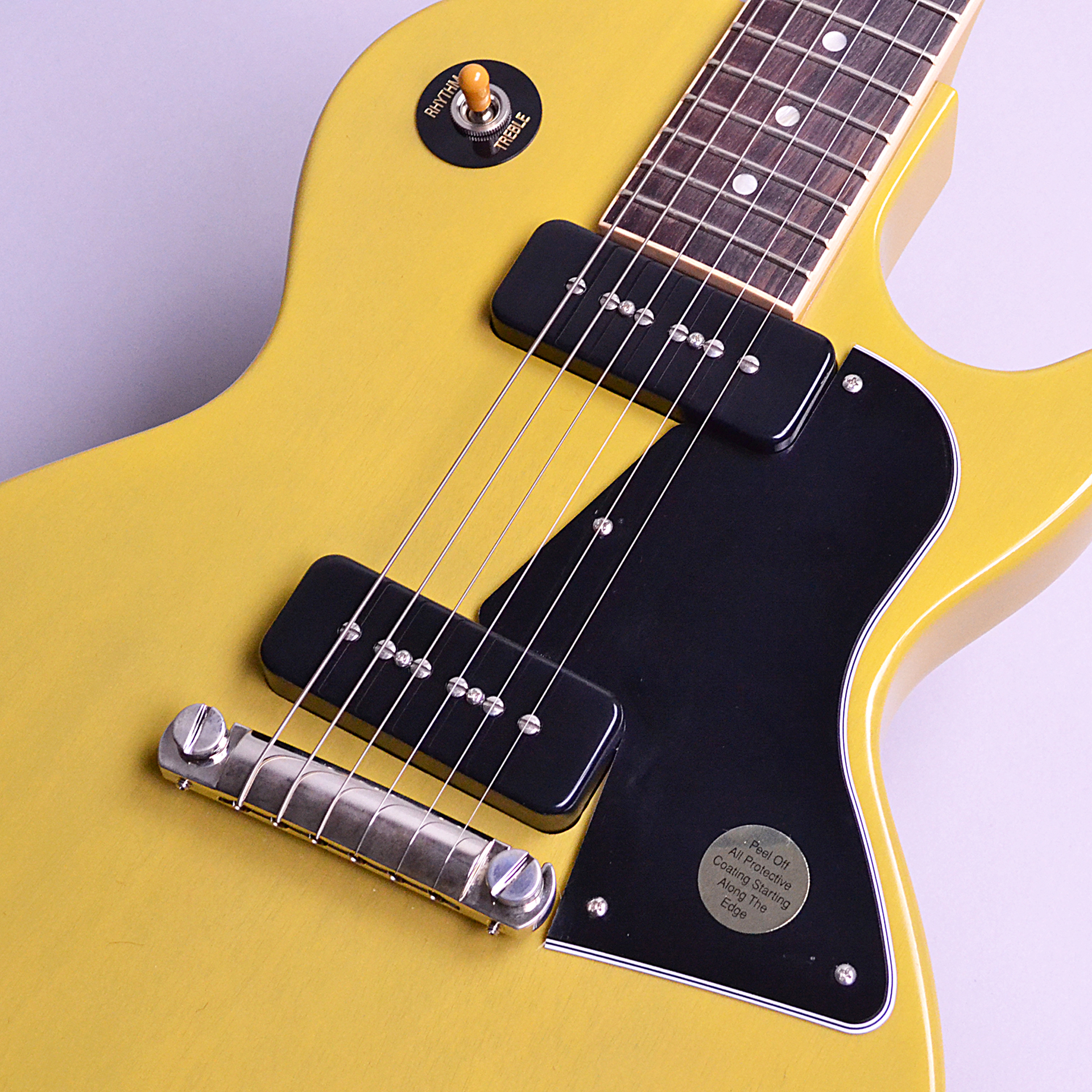 Les Paul Specialのヘッド画像