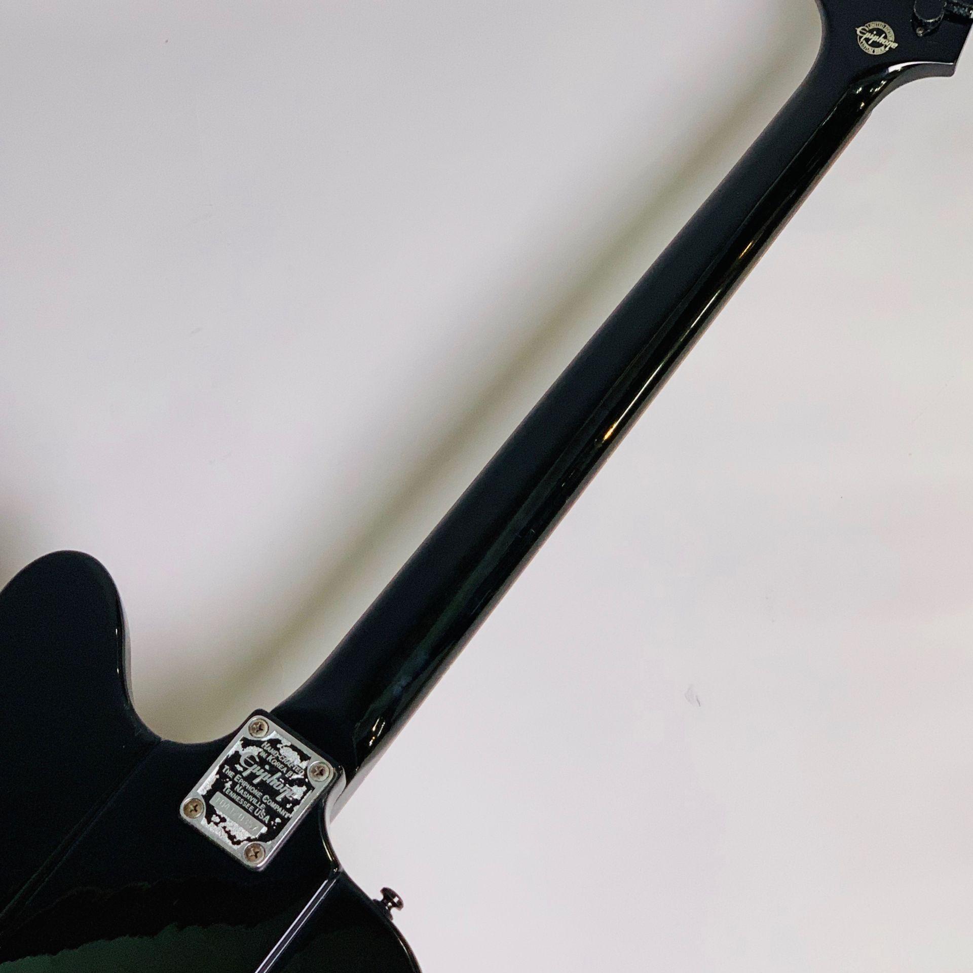 THUNDERBIRD サンダーバード Epiphone Custom Shop Limited Editionの全体画像(縦)