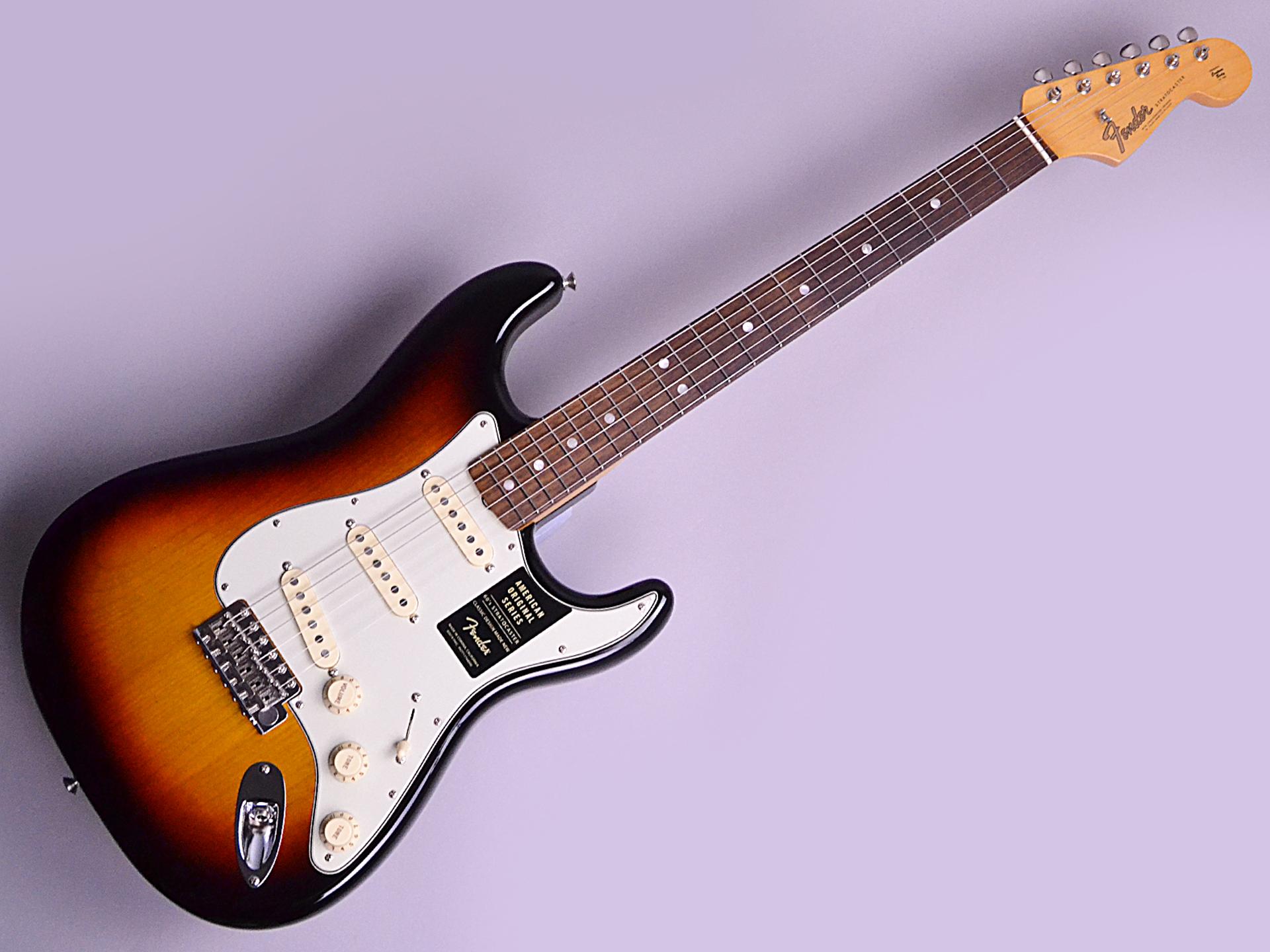 Fender  American Original '60s Stratocaster 写真画像