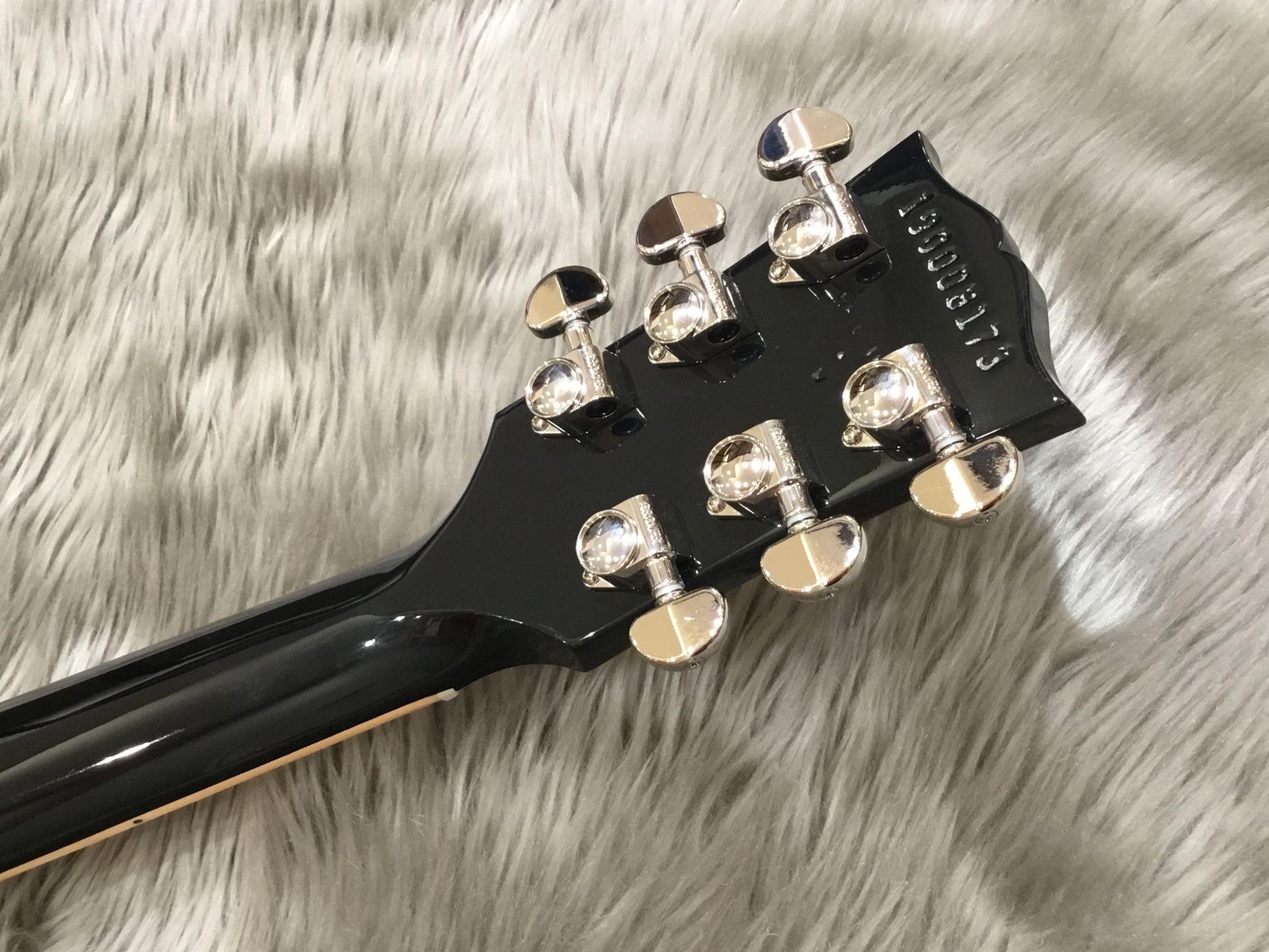 Gibson LP Classic 2019のヘッド裏-アップ画像