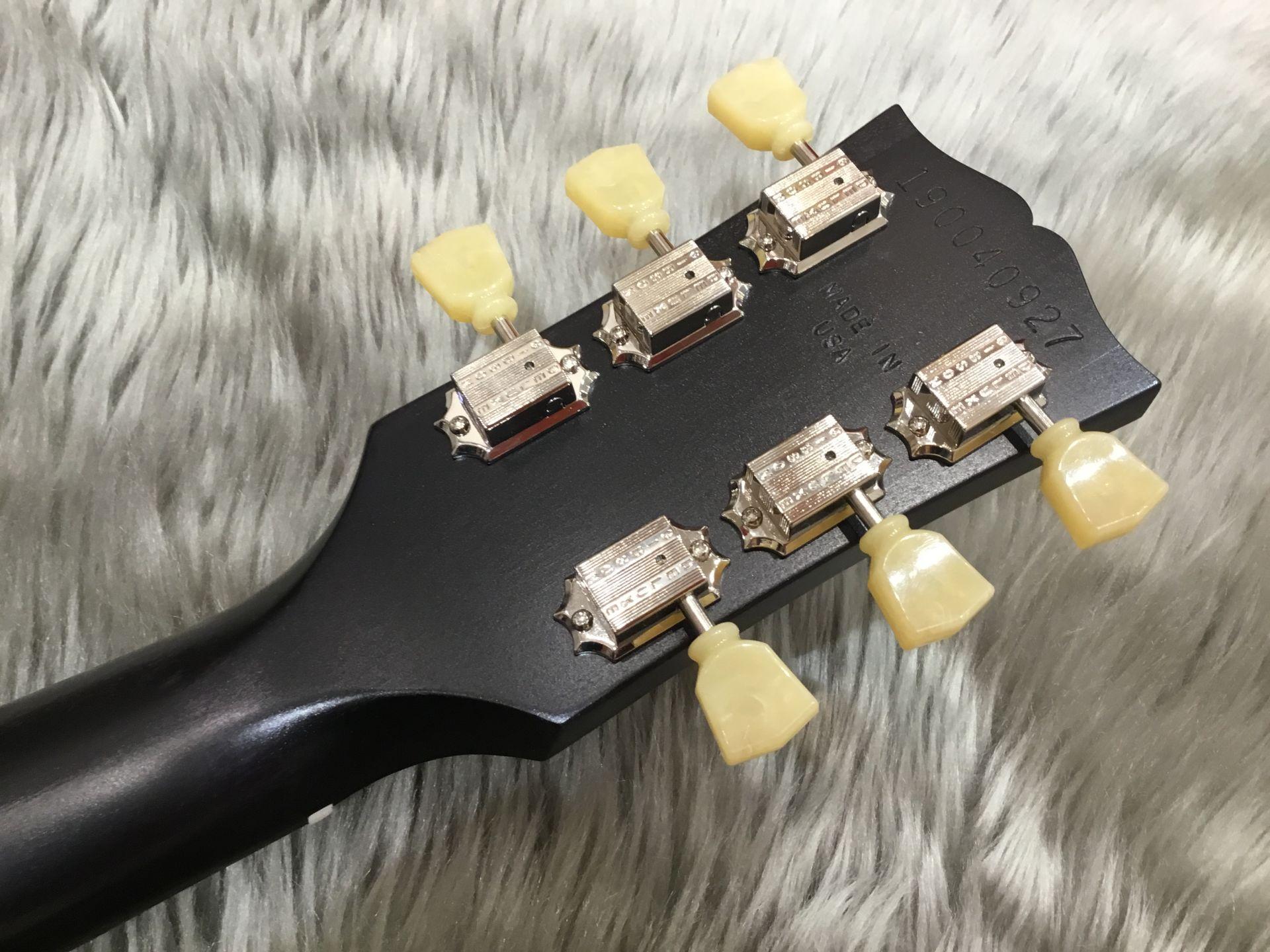 Gibson LP Faded Tributeのヘッド裏-アップ画像