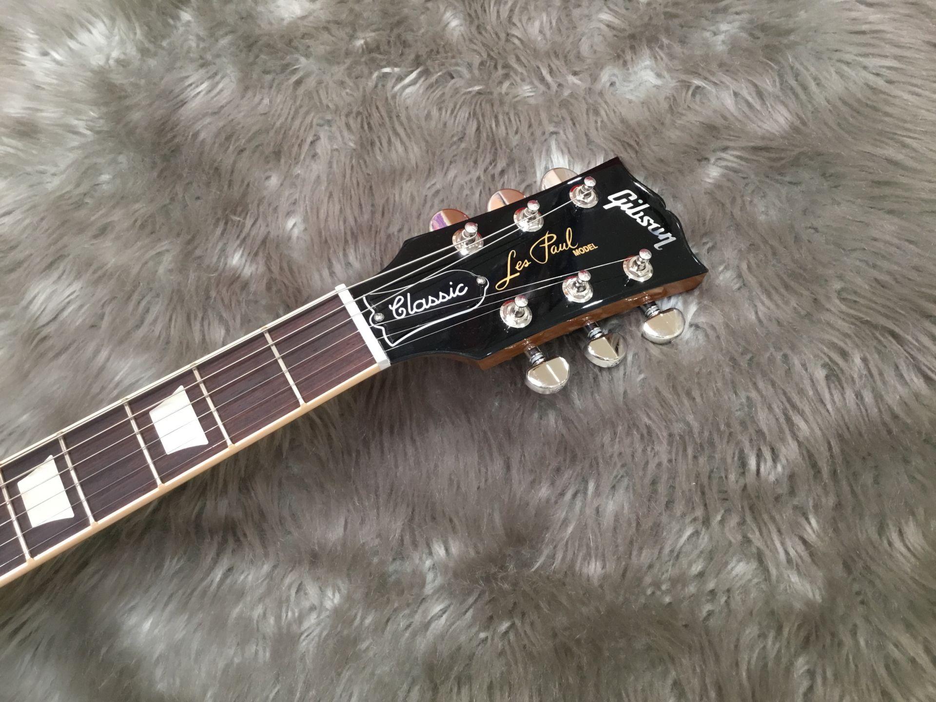 Gibson LP Classic Lightのヘッド画像