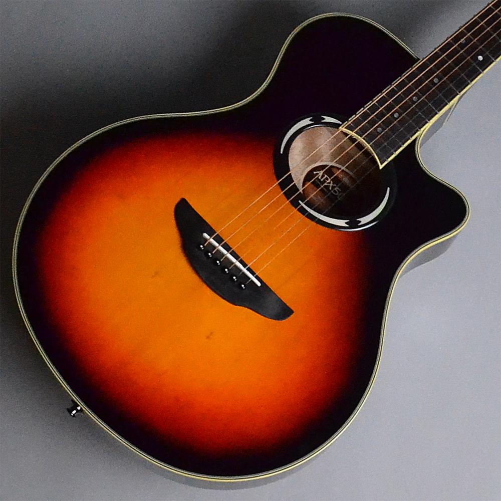APX500Ⅲ Vintage Sunburst (VS)【S/N:HL0031625】のボディトップ-アップ画像