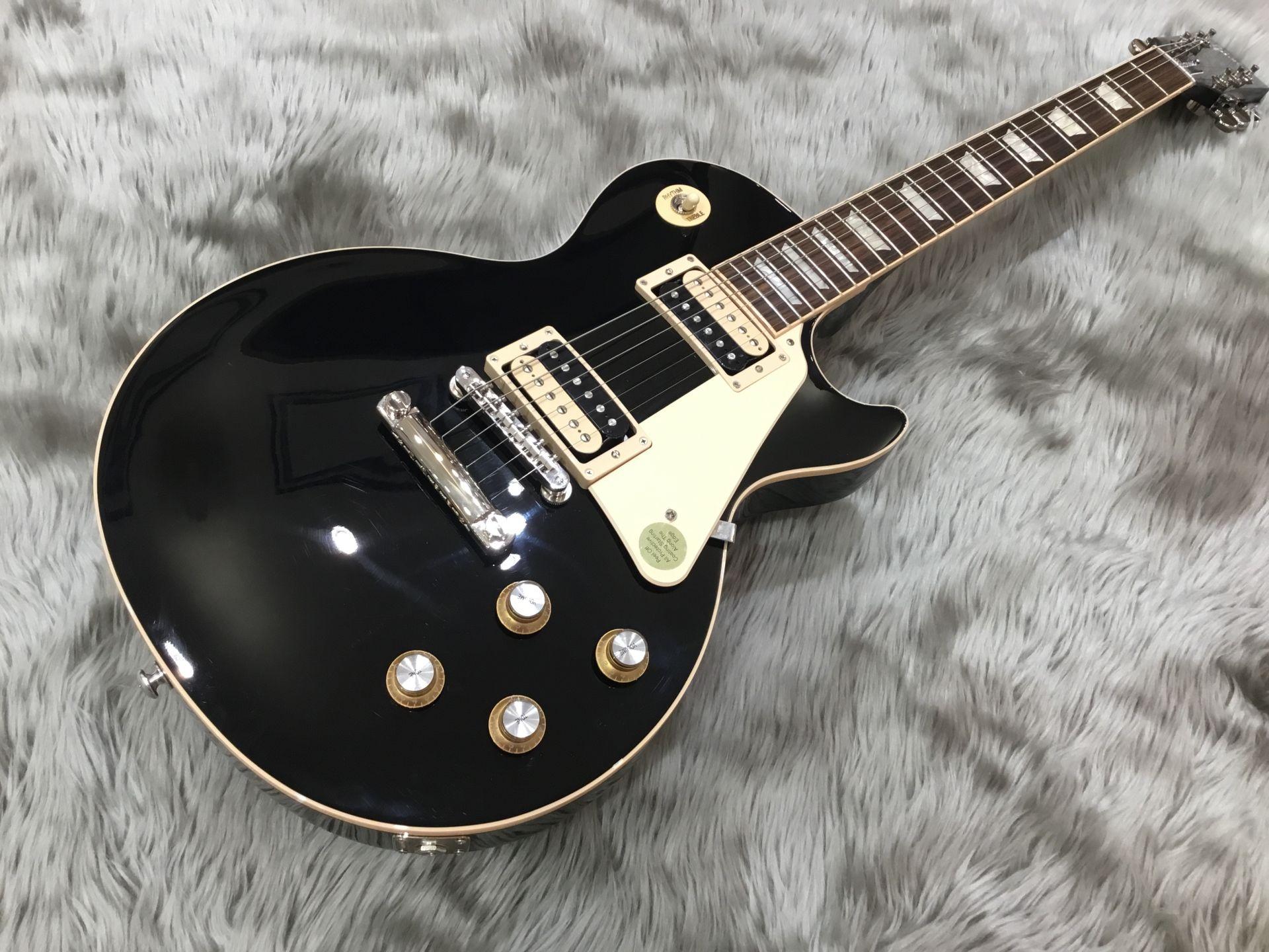 Gibson LP Classic 2019のボディトップ-アップ画像