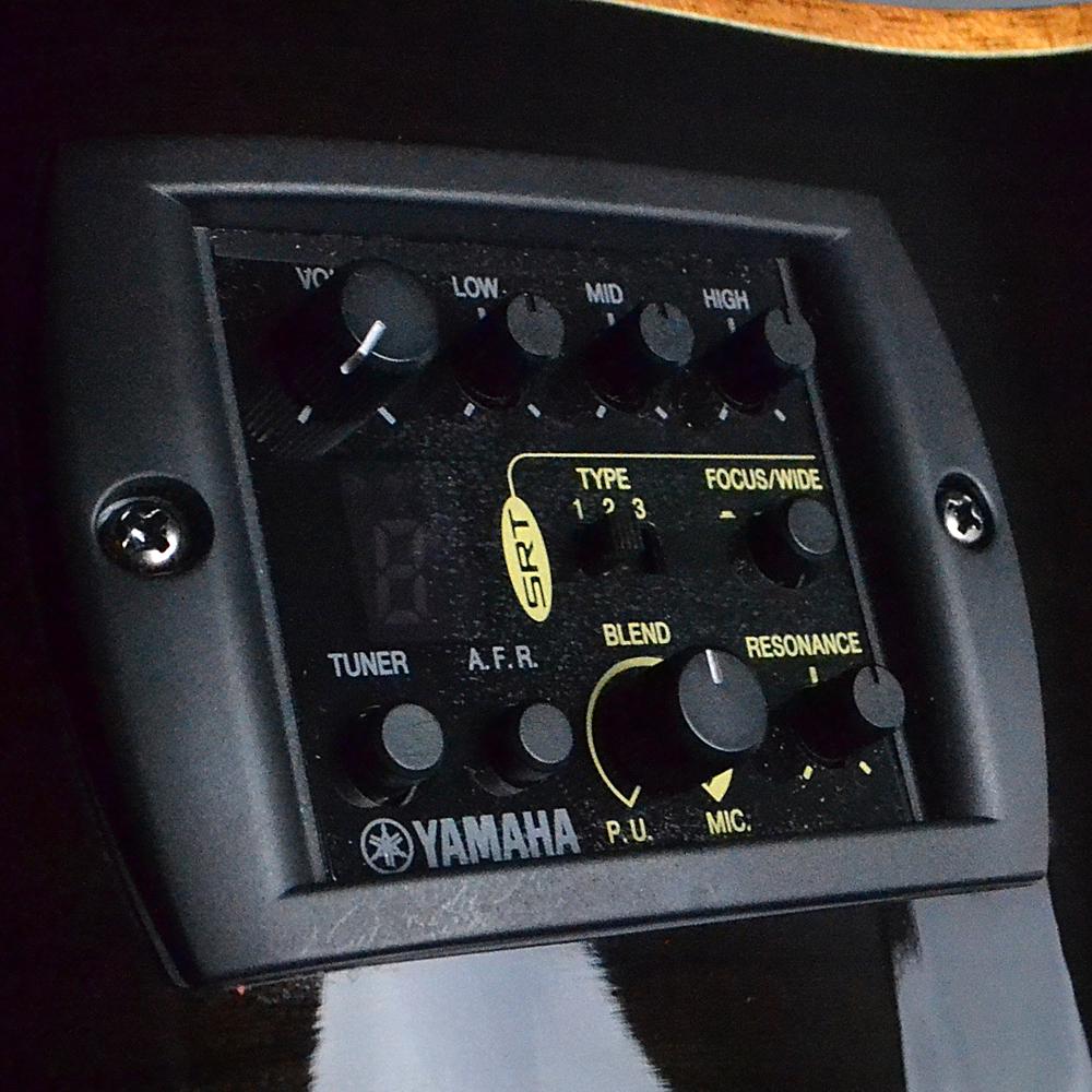 CPX1200 Translucent Black (TBL) 【S/N:HKJ100672】の指板画像