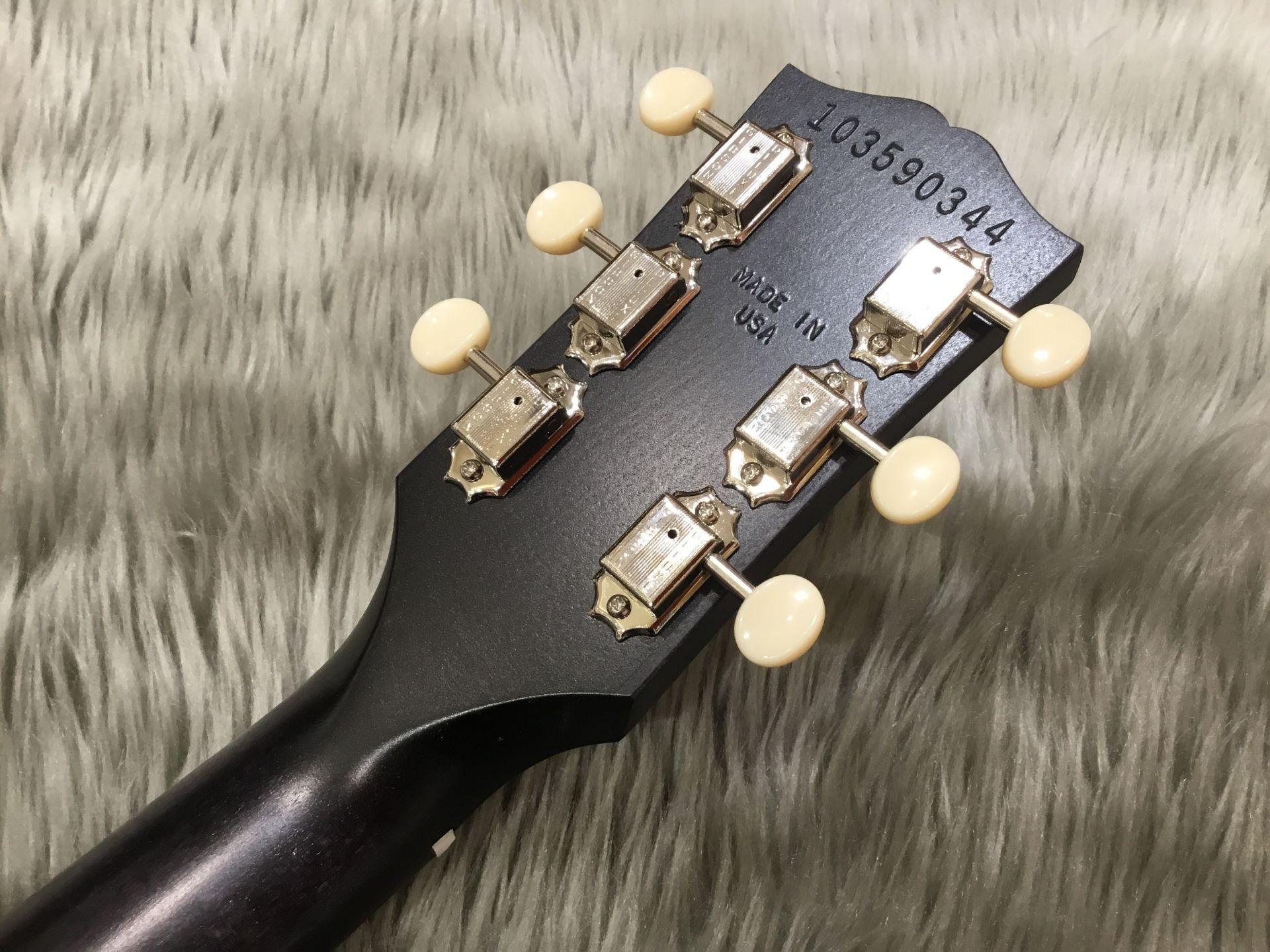 Gibson SPL Tribute DCのヘッド裏-アップ画像