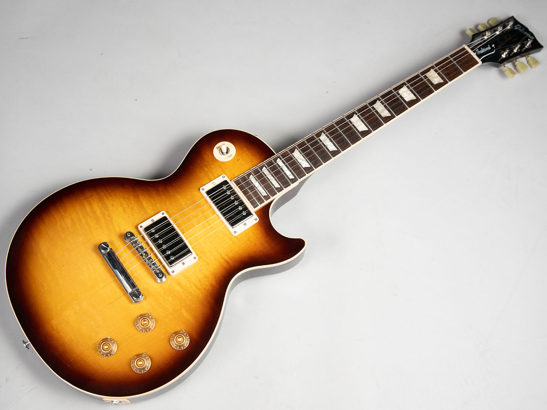 Gibson  Les Paul Traditional 2018 写真画像