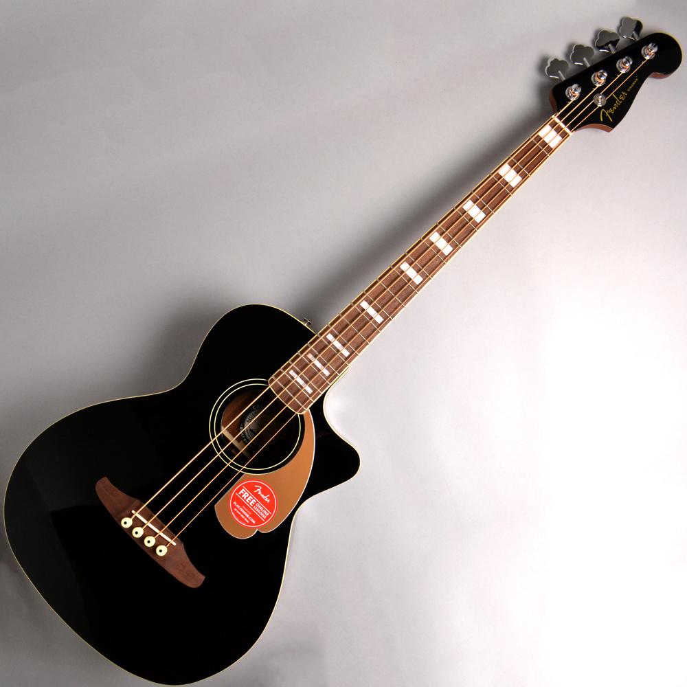 Fender Acoustics  KINGMAN BASS V2 JTS WN 写真画像