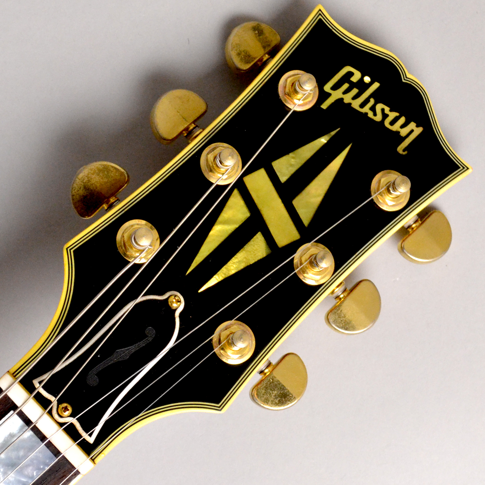 ES-355 Bigsby VOS Bigsby D.Rose / Sixties Cherryのヘッド画像