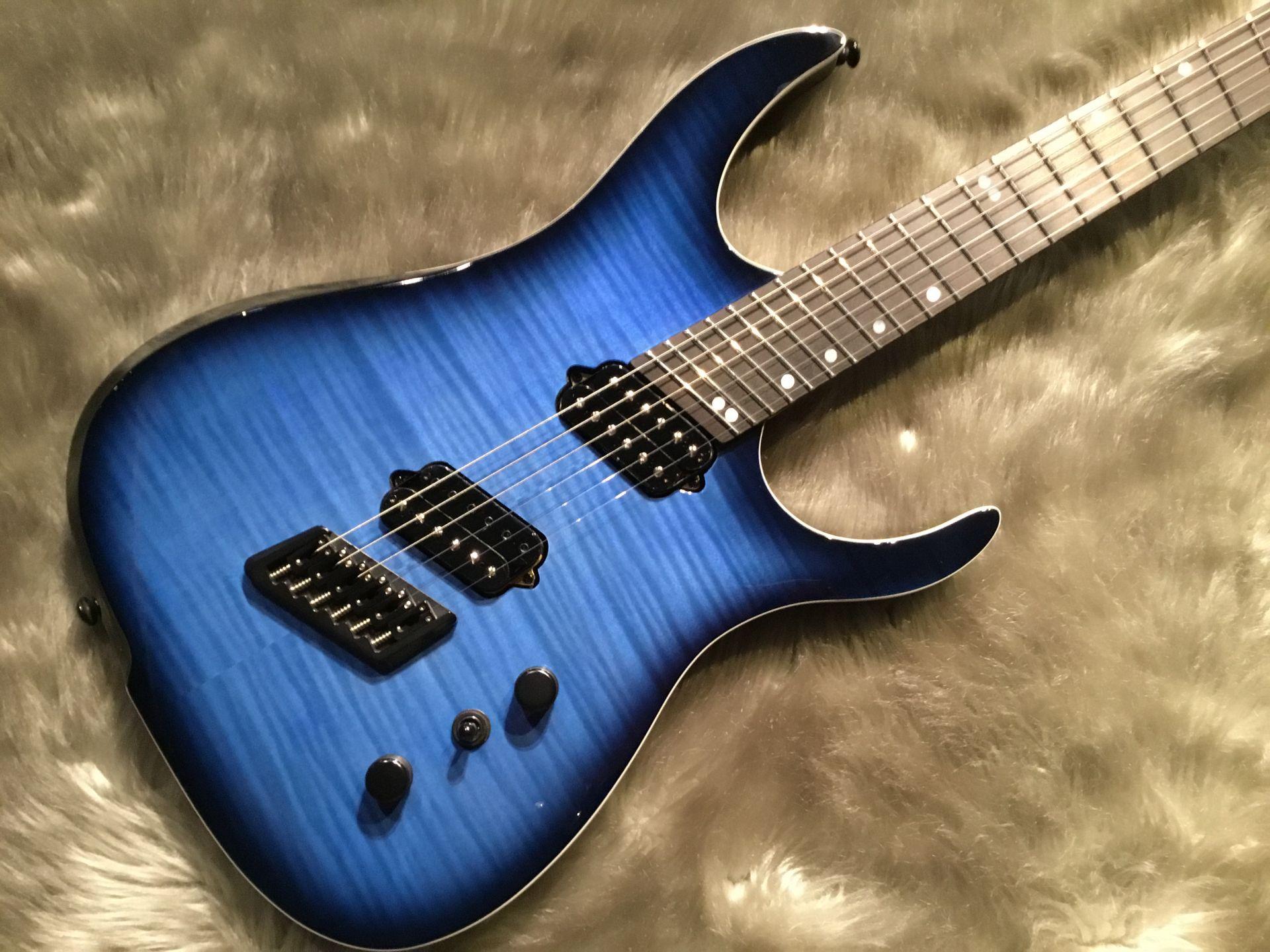Ormsby Guitars HYPE G6 FMSA 写真画像