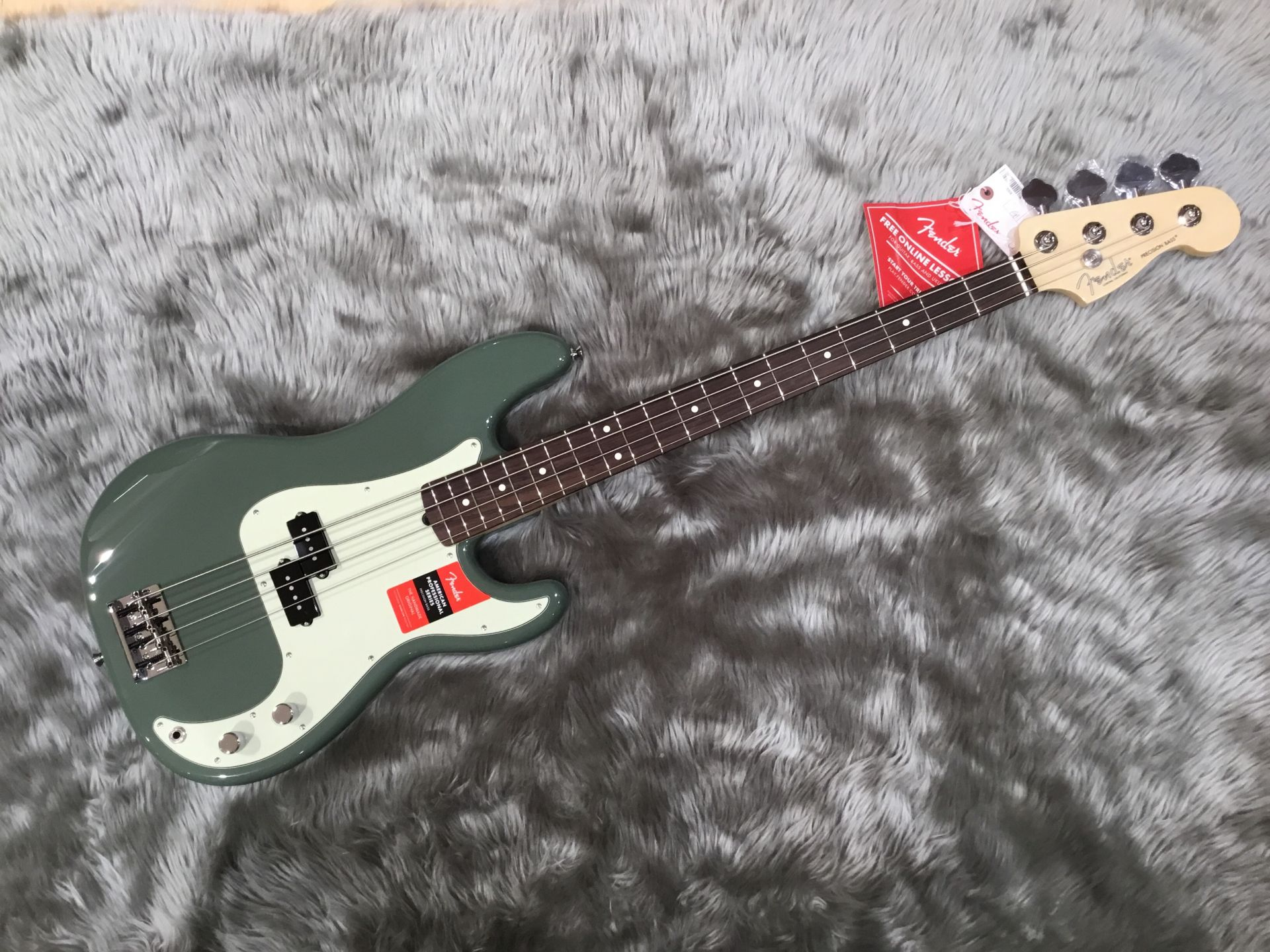 Fender  AM PRO P BASS RW 写真画像