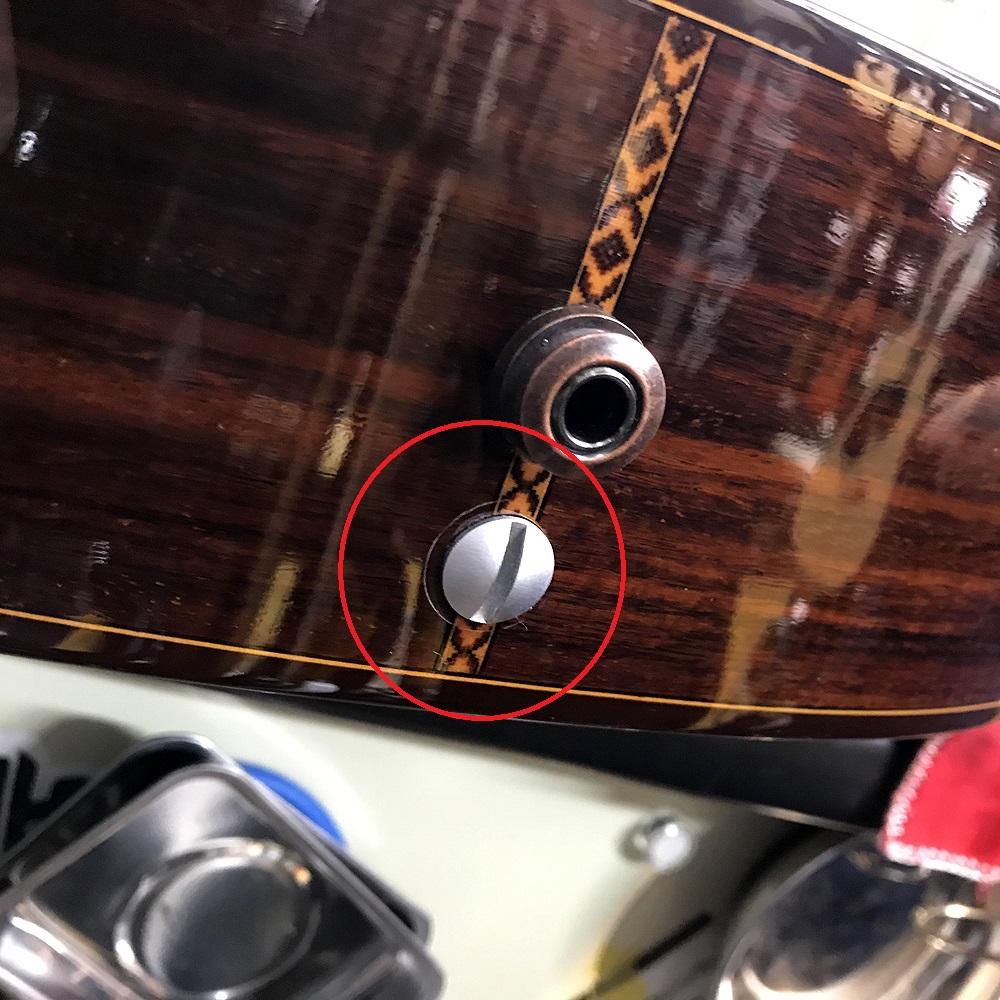 RCE-T03の指板画像