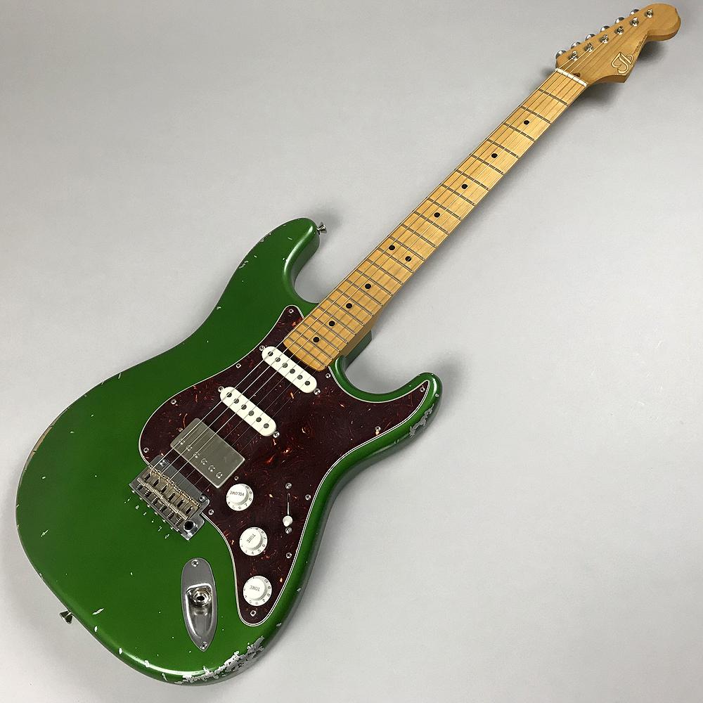 TB Guitarworks SessionMasterClassic 写真画像