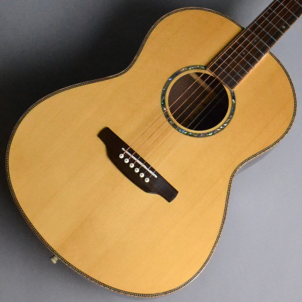 Meister Series MGS-05 Natural (N) 【S/N:71015075907】のボディトップ-アップ画像