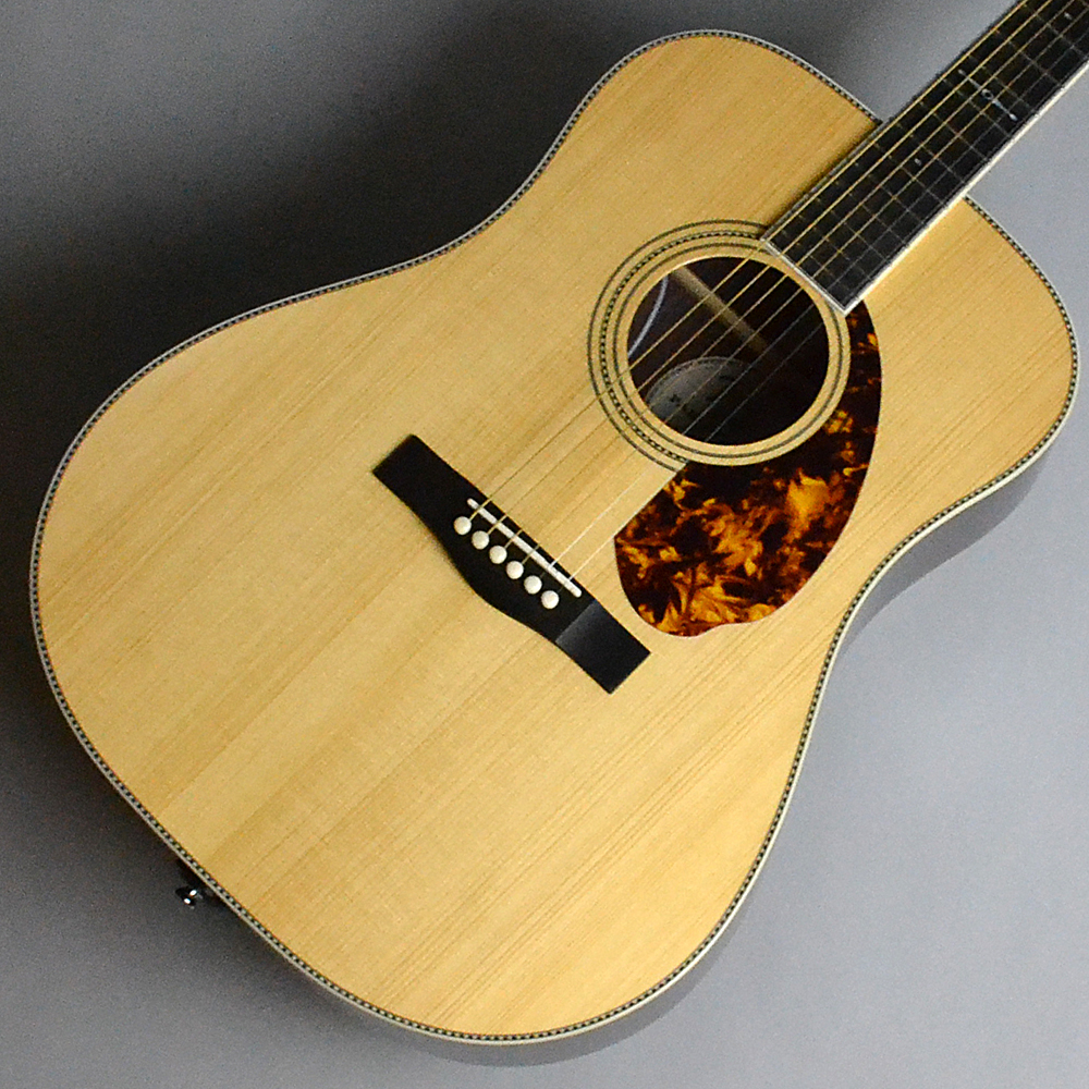 Paramount Series PM-1 Limited Adirondack Dreadnought Rosewood Natural (N) 【S/N:CC161004827】のボディトップ-アップ画像
