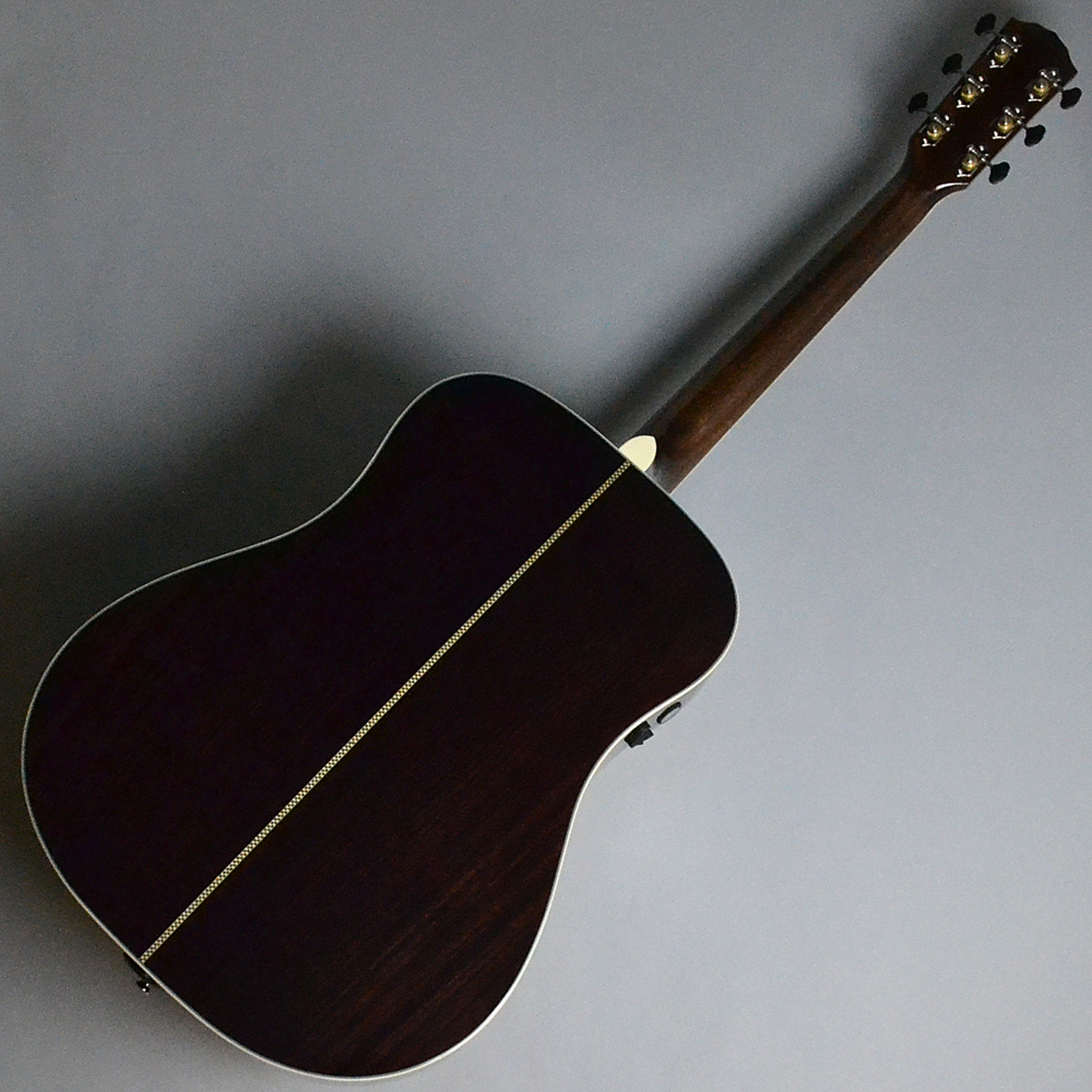 Paramount Series PM-1 Limited Adirondack Dreadnought Rosewood Natural (N) 【S/N:CC161004827】のヘッド裏-アップ画像