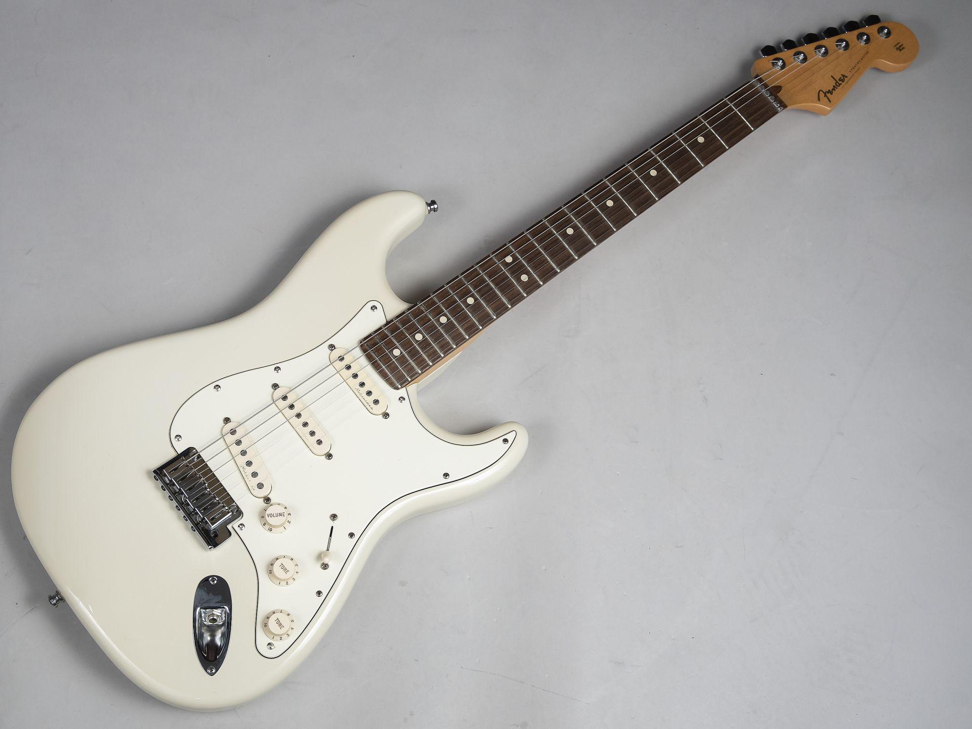 Jeff Beck Stratocaster NOS