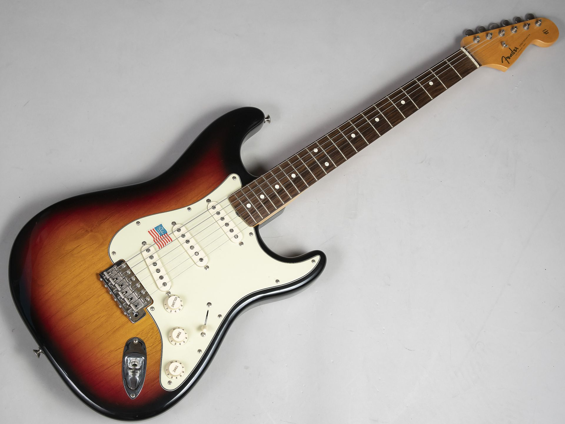 American Vintage 62 Stratocaster Thin Lacquer