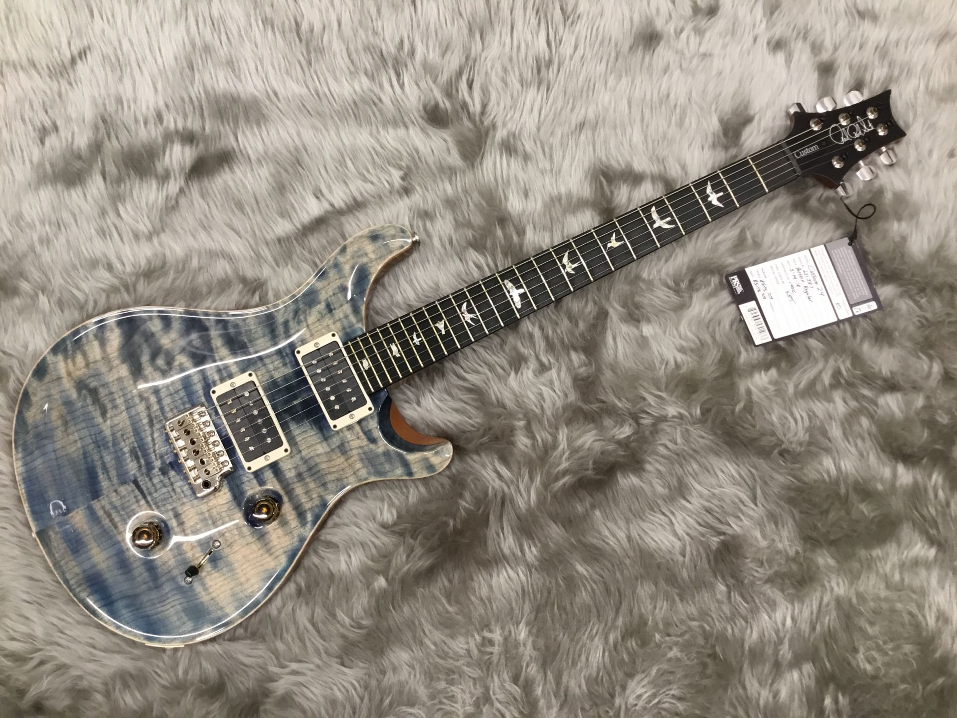Paul Reed Smith(PRS)  CUSTOM24 Q PR E 写真画像