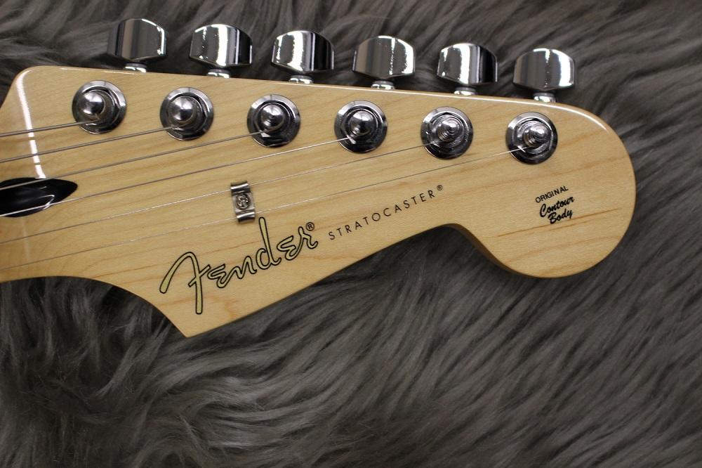 Player Stratocaster MNのヘッド画像