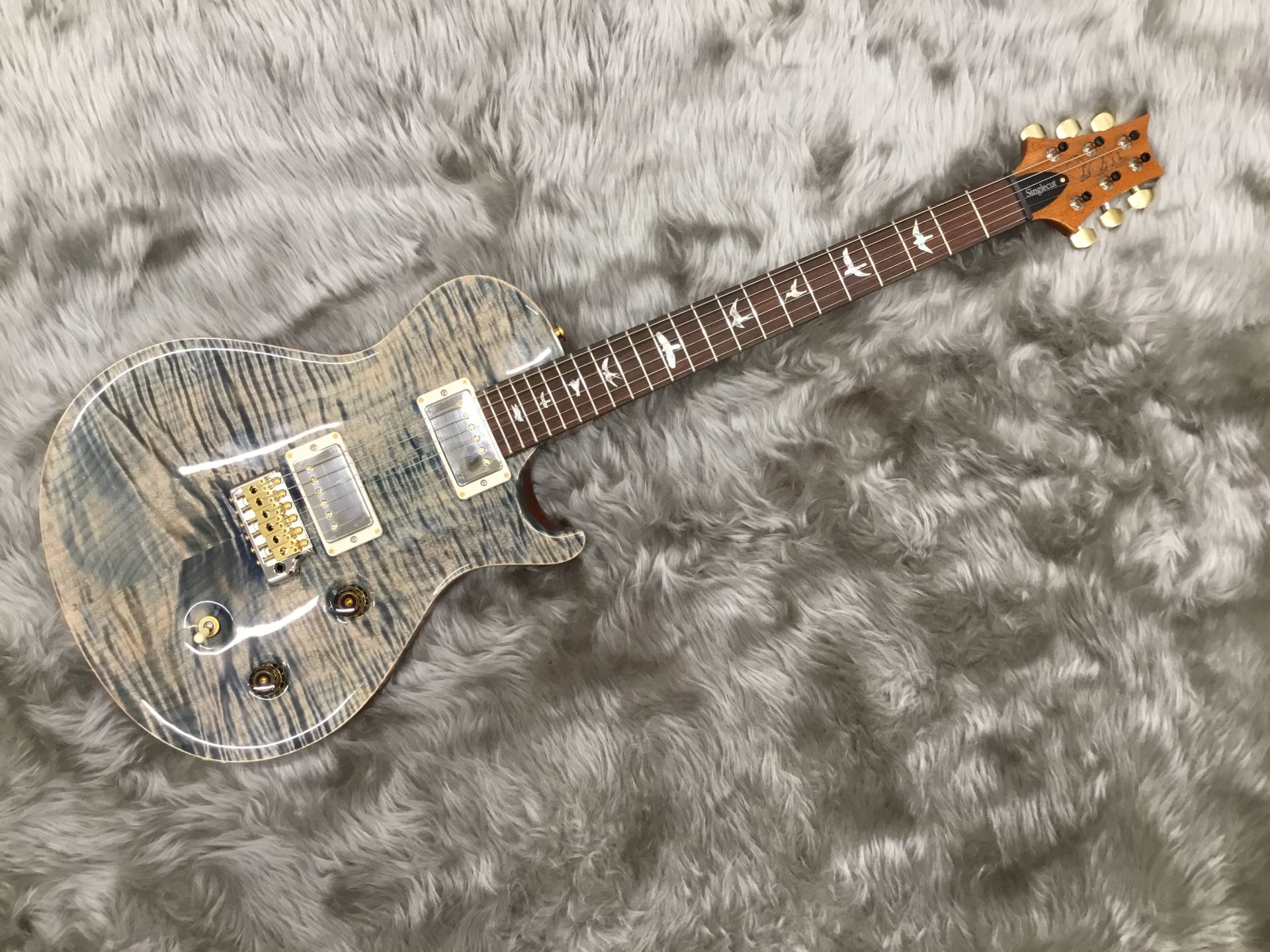 Paul Reed Smith(PRS)  WL Singlecut Trem 写真画像