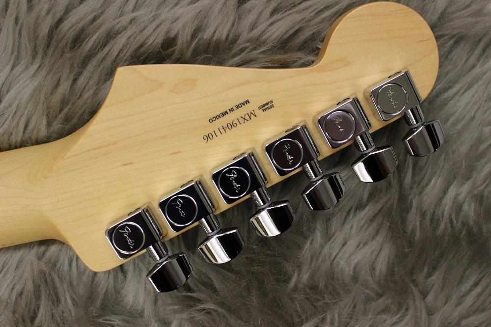 Player Stratocaster MNのヘッド裏-アップ画像
