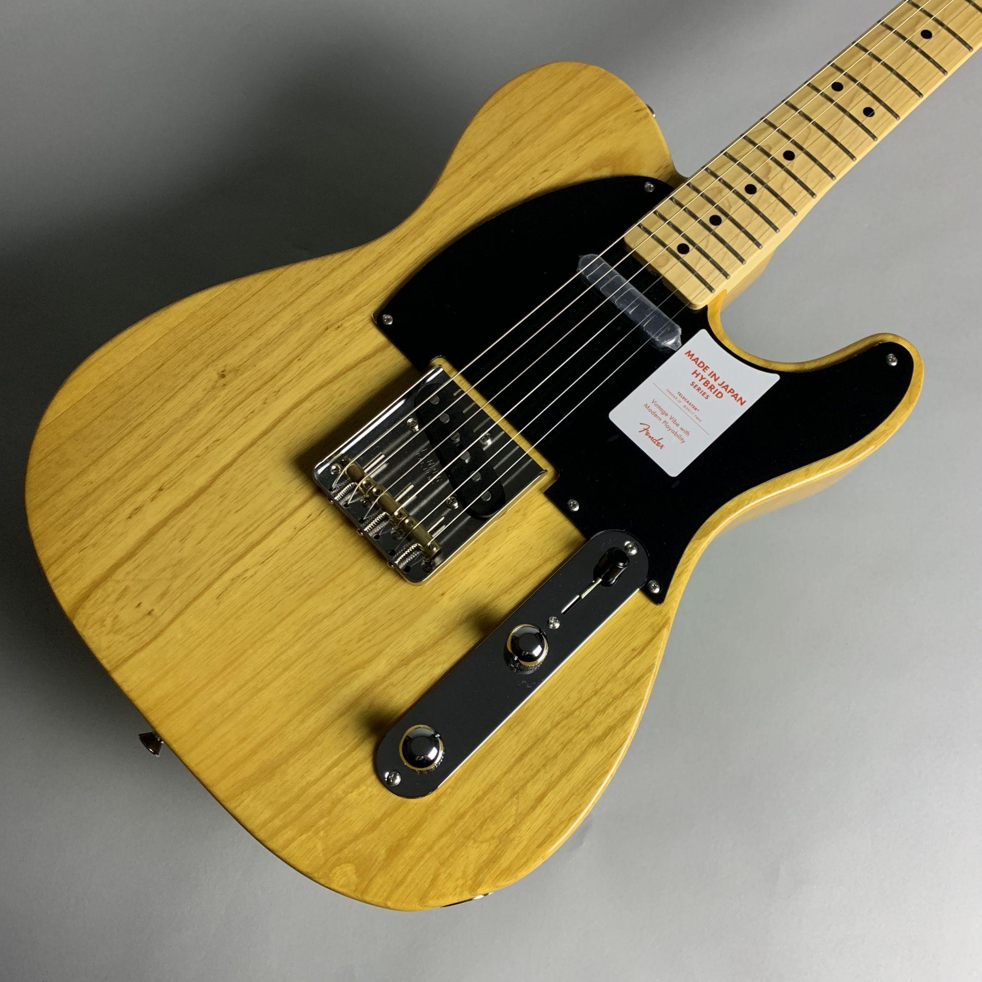 Fender  Hybrid 50s Telecaster 写真画像