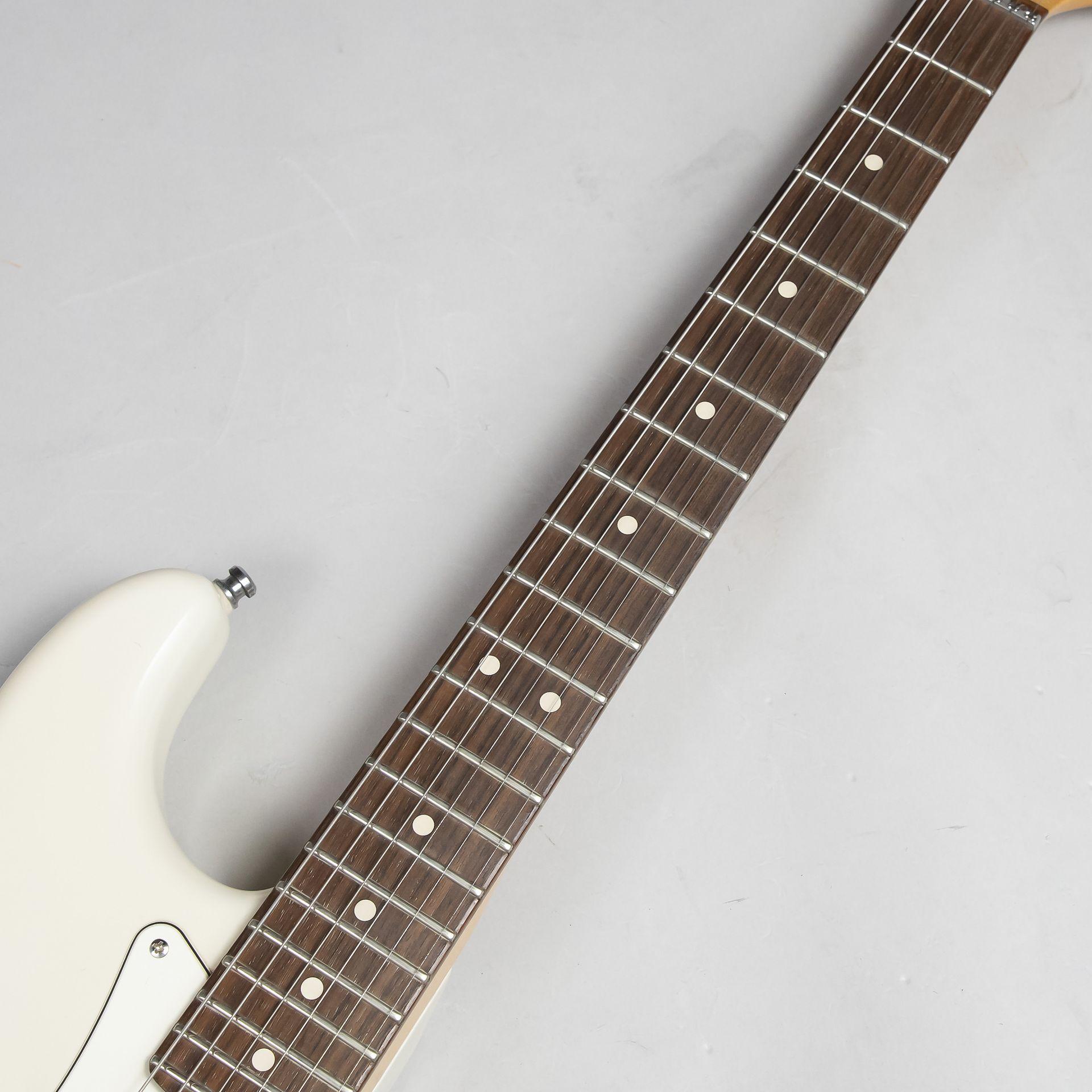 Jeff Beck Stratocaster NOSの指板画像