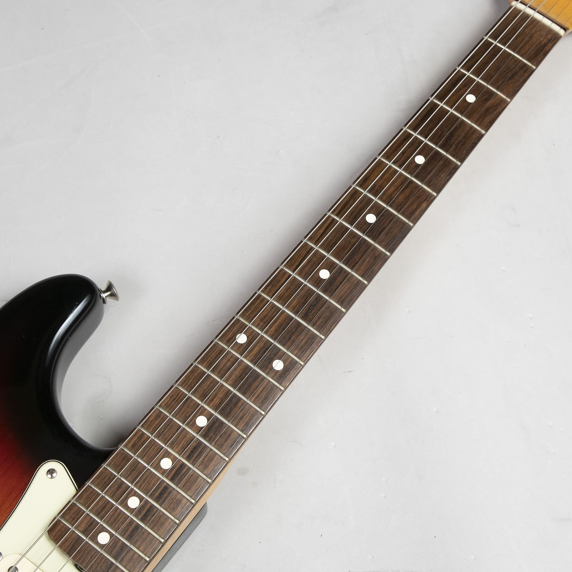 American Vintage 62 Stratocaster Thin Lacquerの指板画像