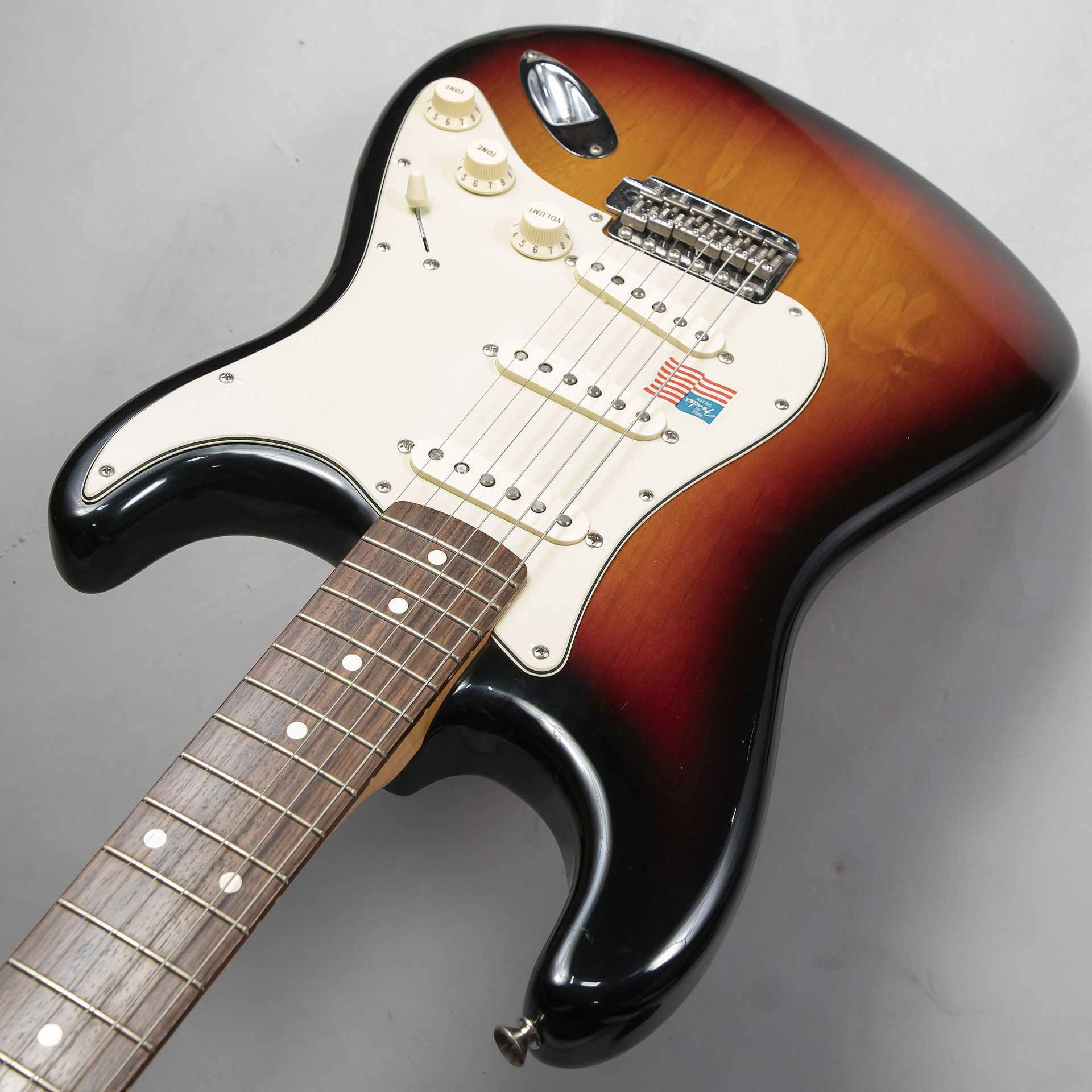 American Vintage 62 Stratocaster Thin Lacquerのケース・その他画像