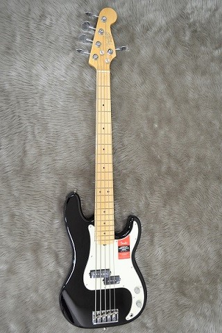 American Professional Precision Bass V Maple Fingerboardの全体画像(縦)