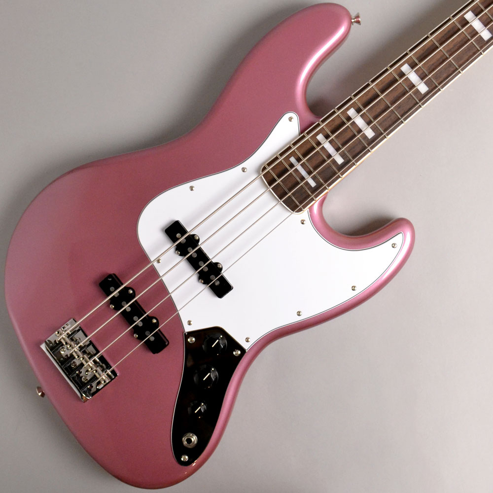 Made in Japan 2019 Limited Collection Jazz Bass  Burgundy Mist Metallicのボディトップ-アップ画像