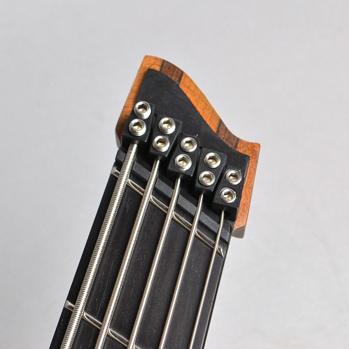 Boden Prog Bass 5stのヘッド画像