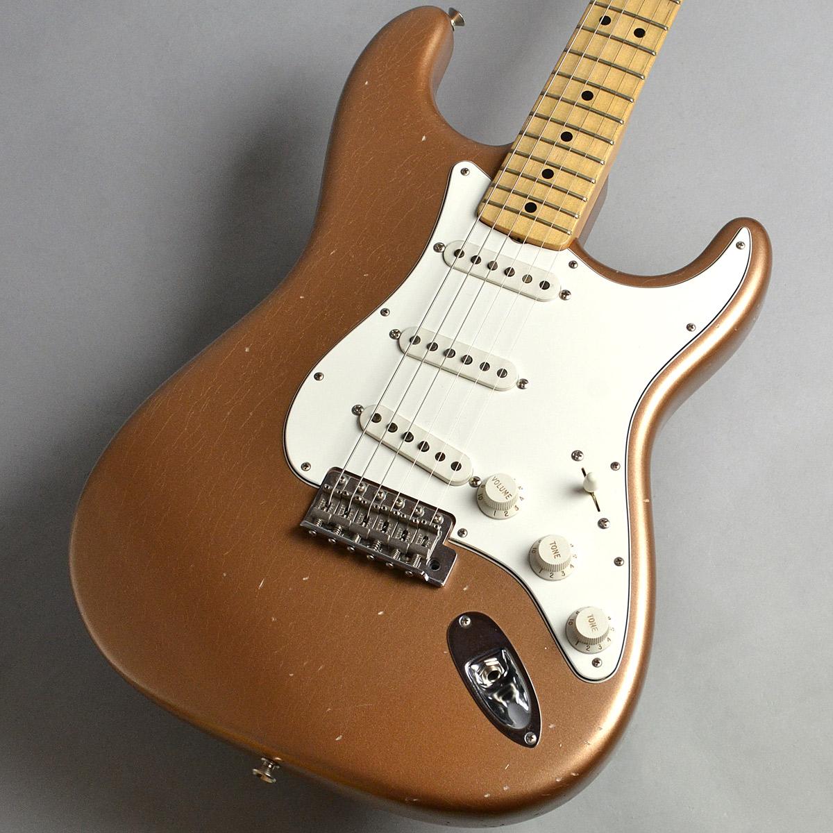 1969 Master-Built Stratocaster Journeymanのボディトップ-アップ画像