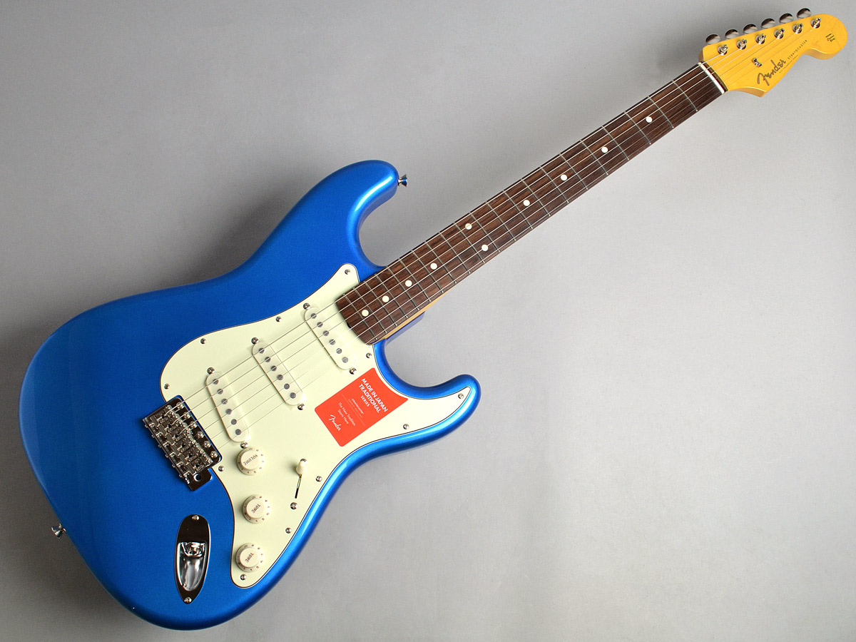 Made in Japan Traditional 60s Stratocaster