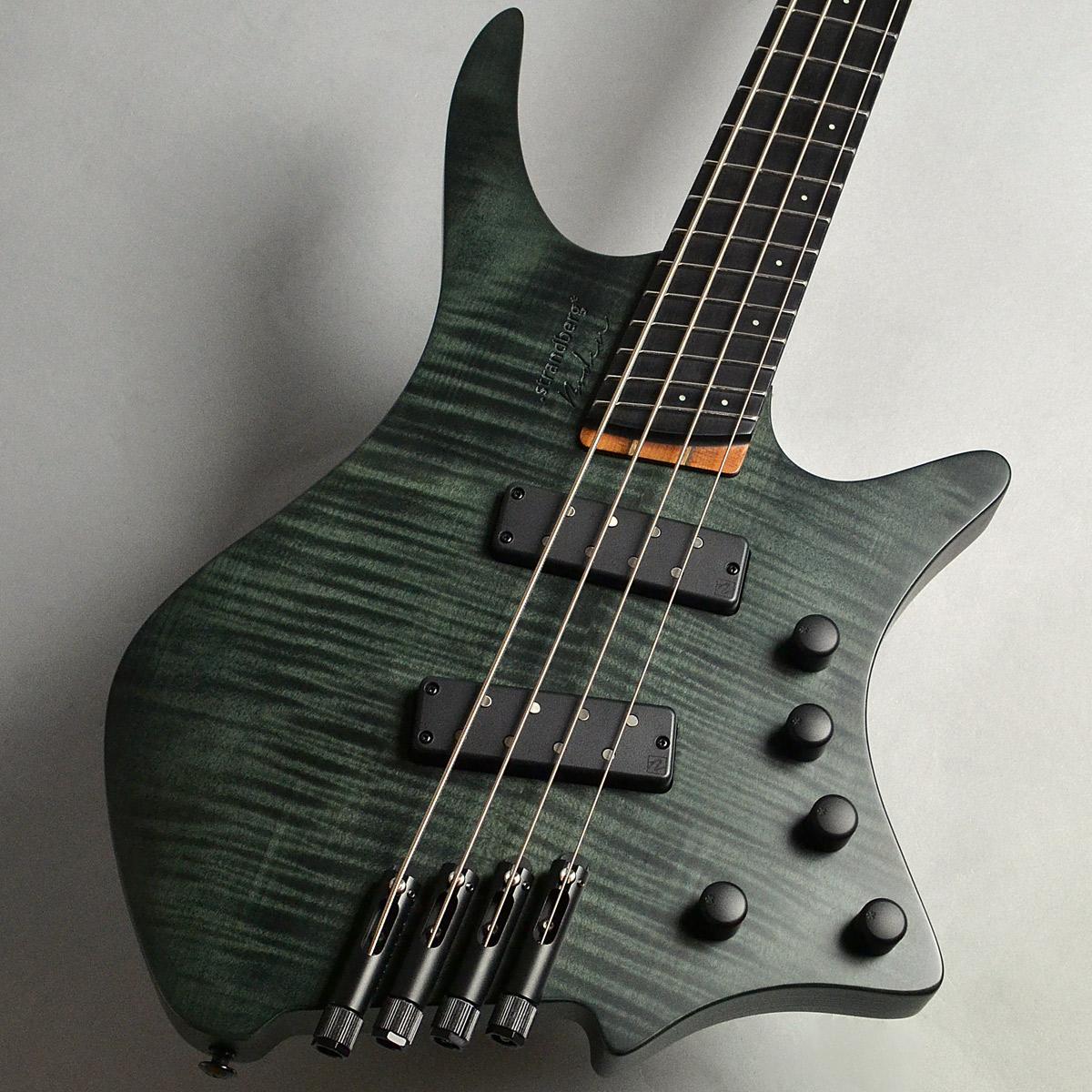 Boden Prog Bass 4stのボディトップ-アップ画像