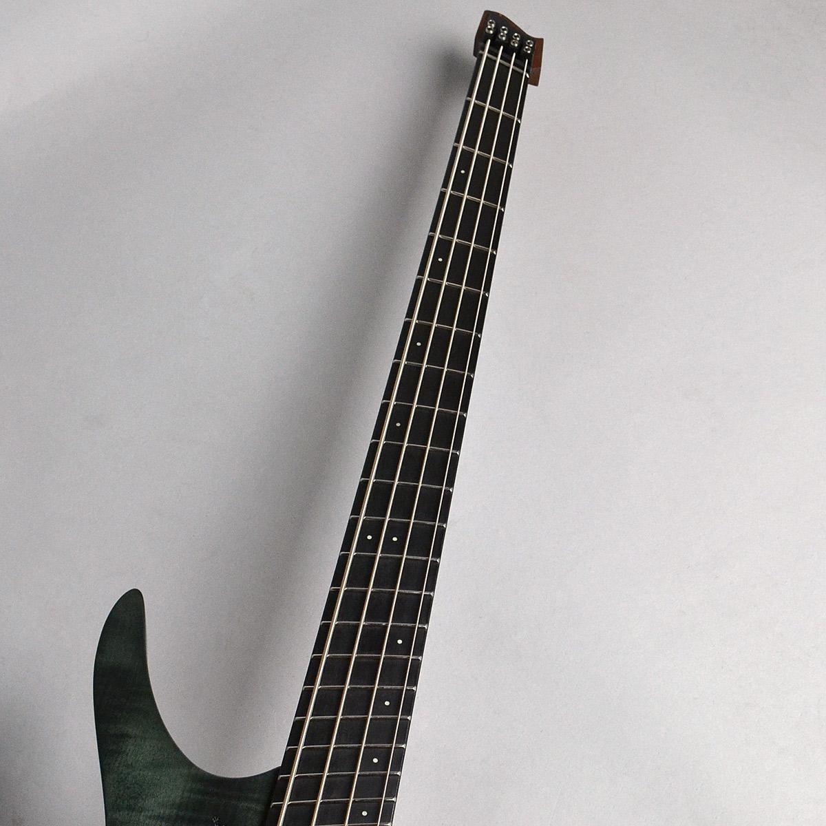 Boden Prog Bass 4stの指板画像