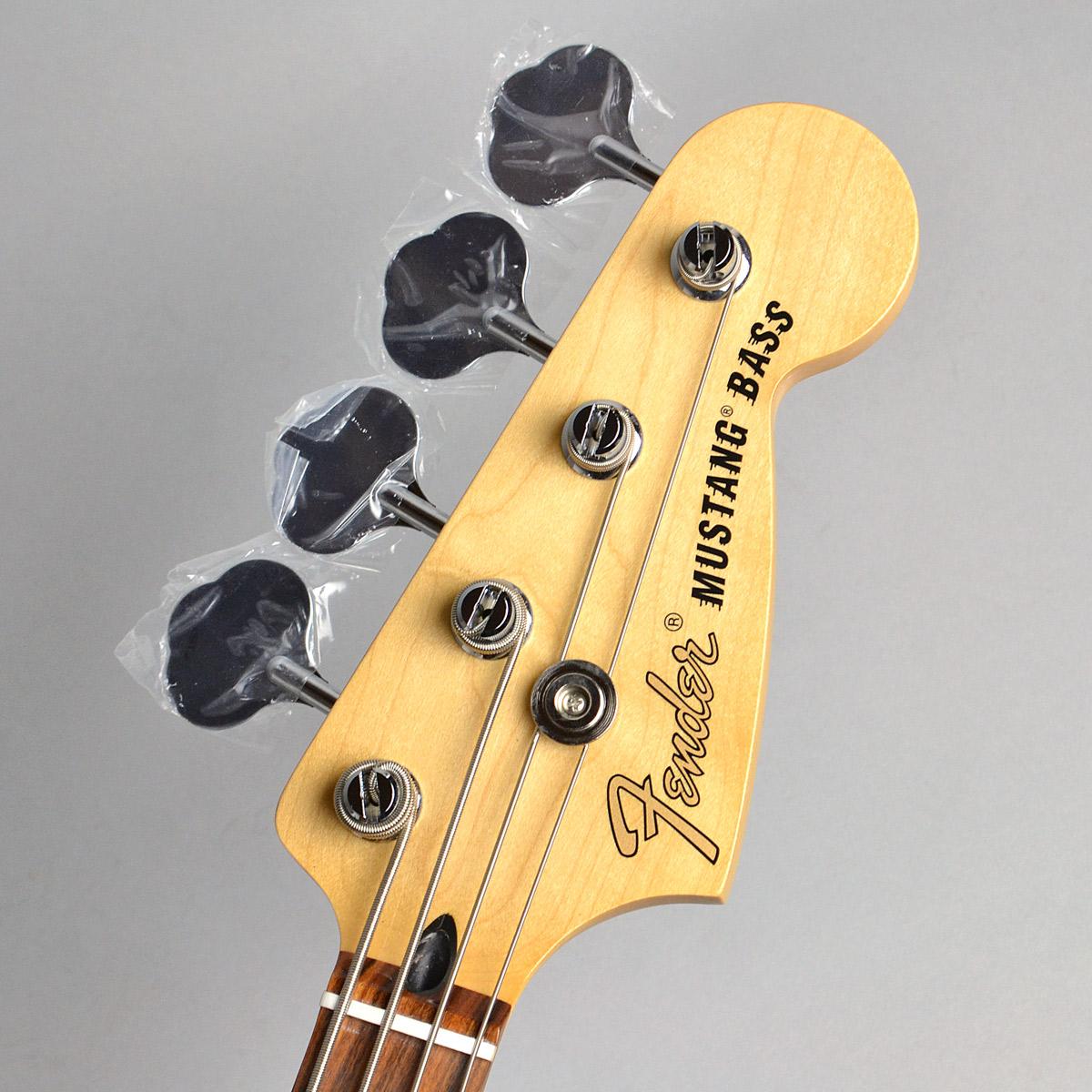 Mustang Bass PJのヘッド画像