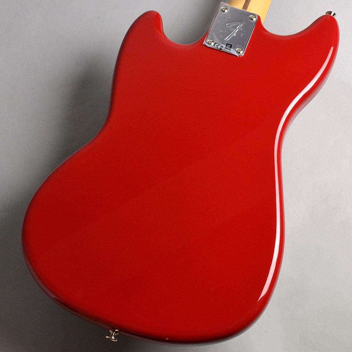 Mustang Bass PJのボディバック-アップ画像