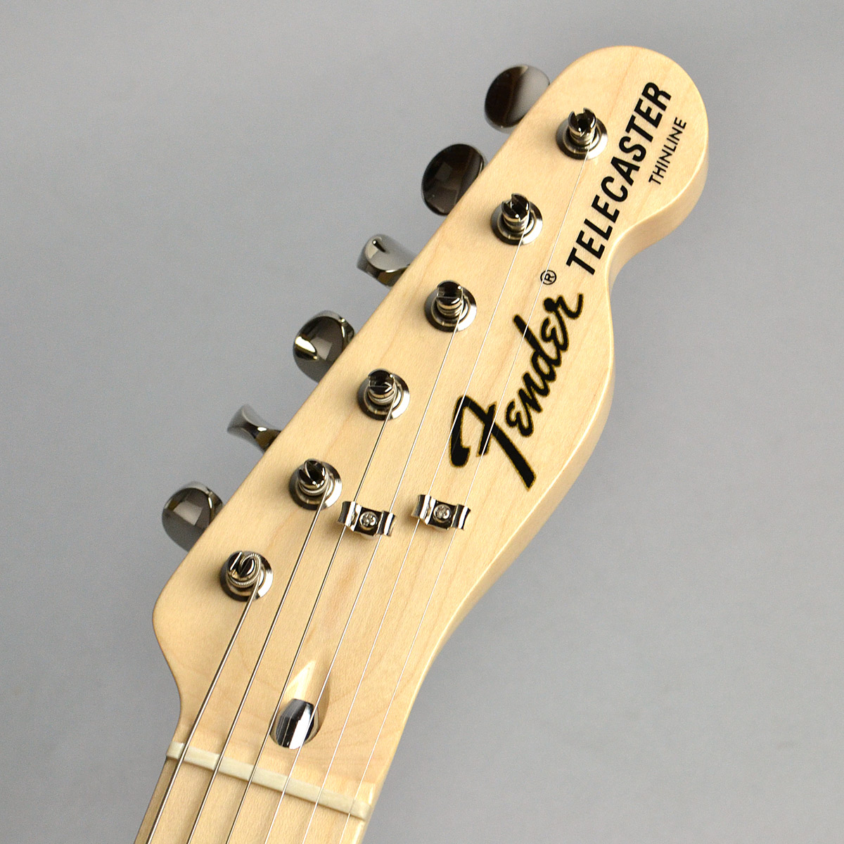 Made in Japan Traditional 70s Telecaster Thinlineのヘッド画像