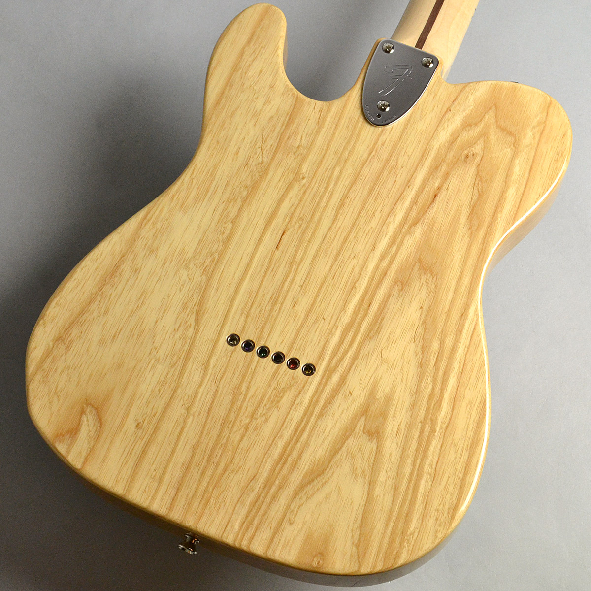 Made in Japan Traditional 70s Telecaster Thinlineのボディバック-アップ画像