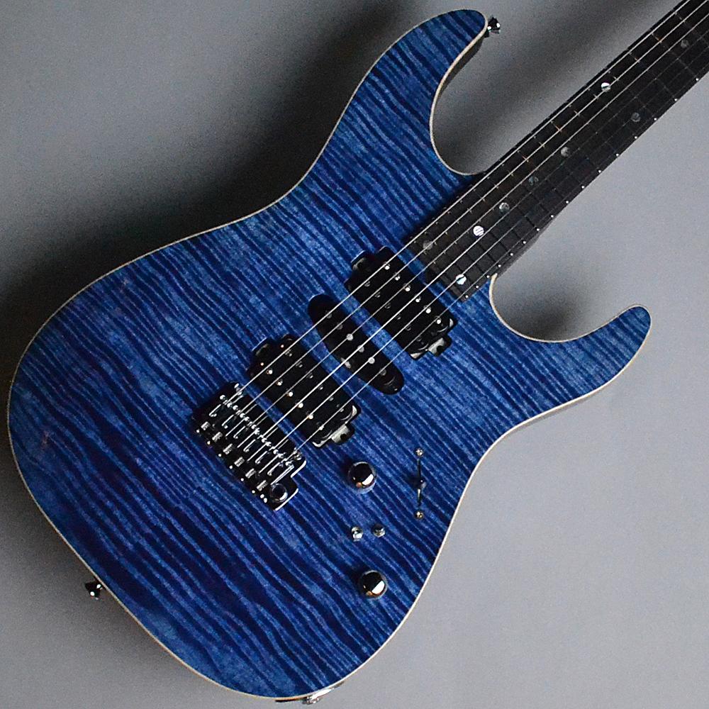 DST24 Maho Custom Made Arctic Blue (AB) 【S/N:31776】のボディトップ-アップ画像