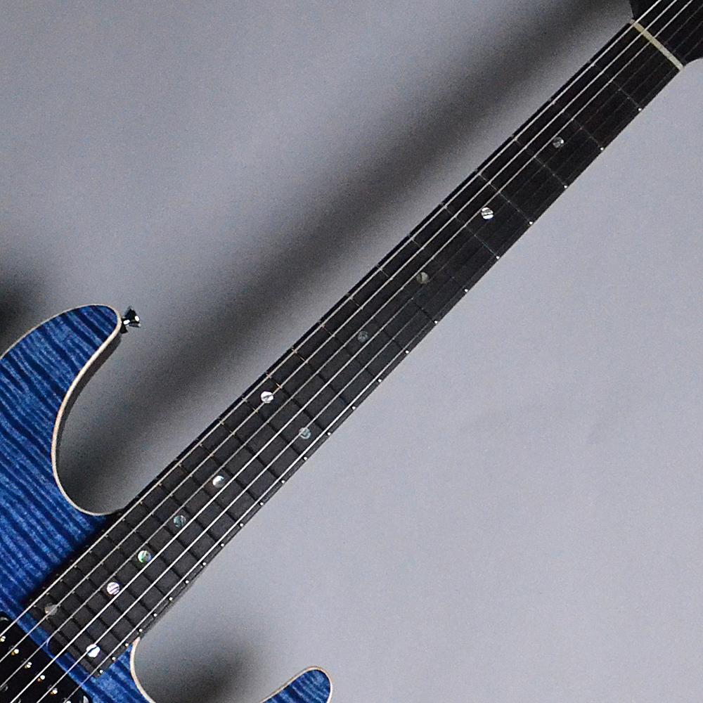 DST24 Maho Custom Made Arctic Blue (AB) 【S/N:31776】のボディバック-アップ画像